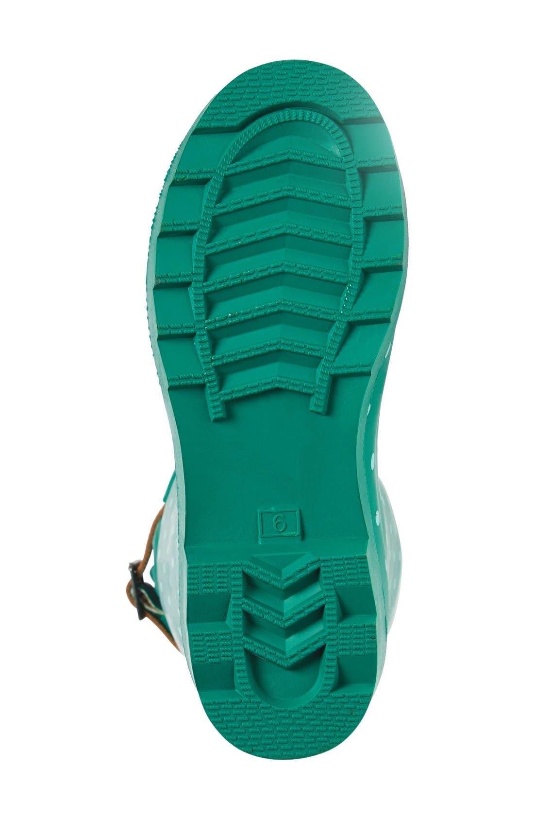 Alternate Image 4  - Chooka 'Classic Dot' Rain Boot (Women)