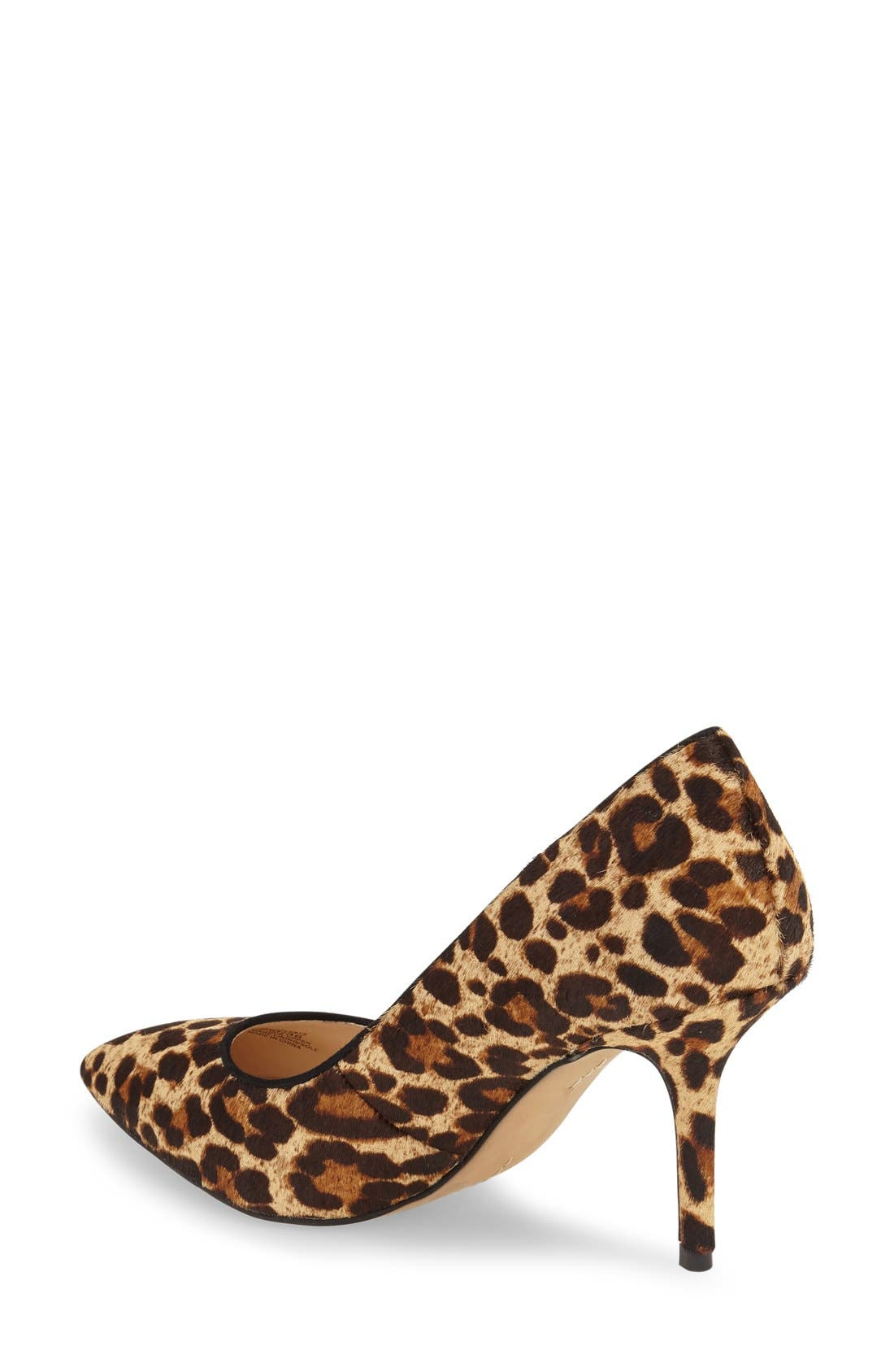 Alternate Image 2  - Vince Camuto 'Salest' Genuine Calf Hair Pump (Women)