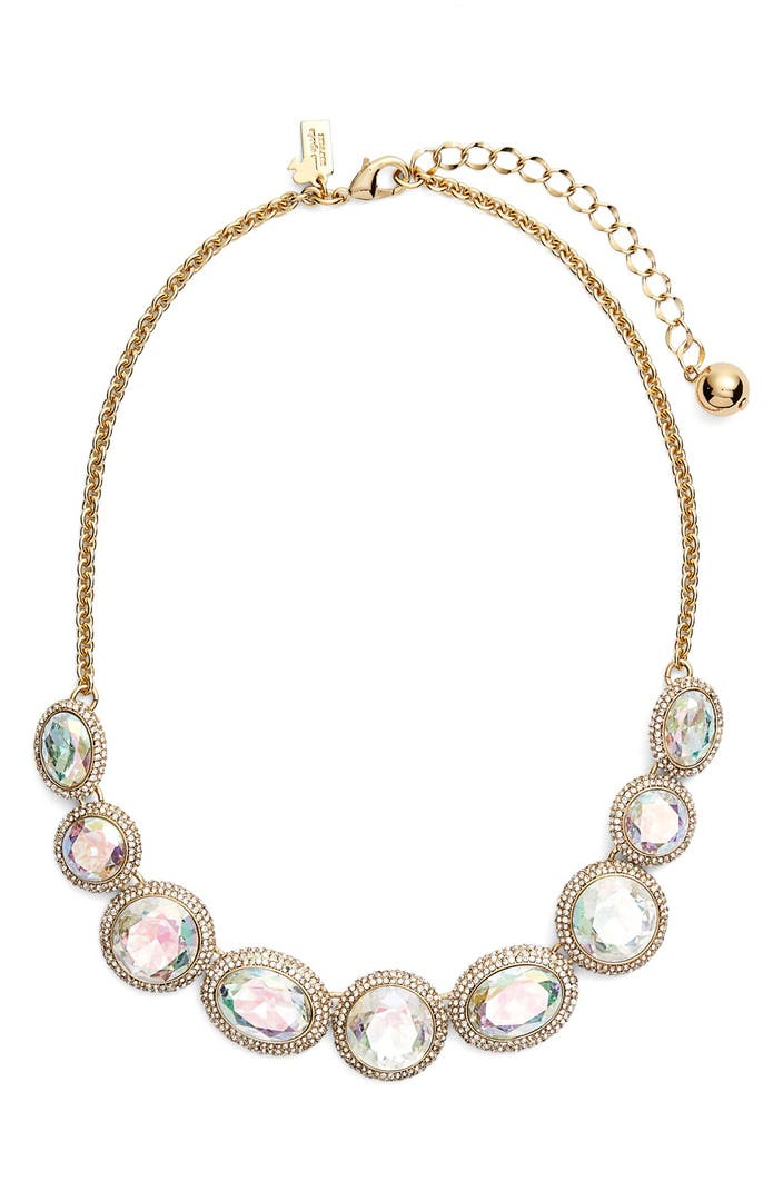 Kate Spade New York Absolute Sparkle Collar Necklace