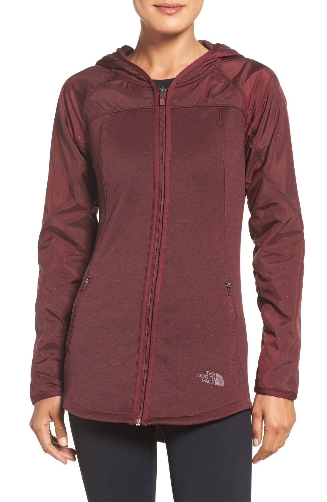 Alternate Image 1 Selected - The North Face 'Spark' Water Resistant Jacket