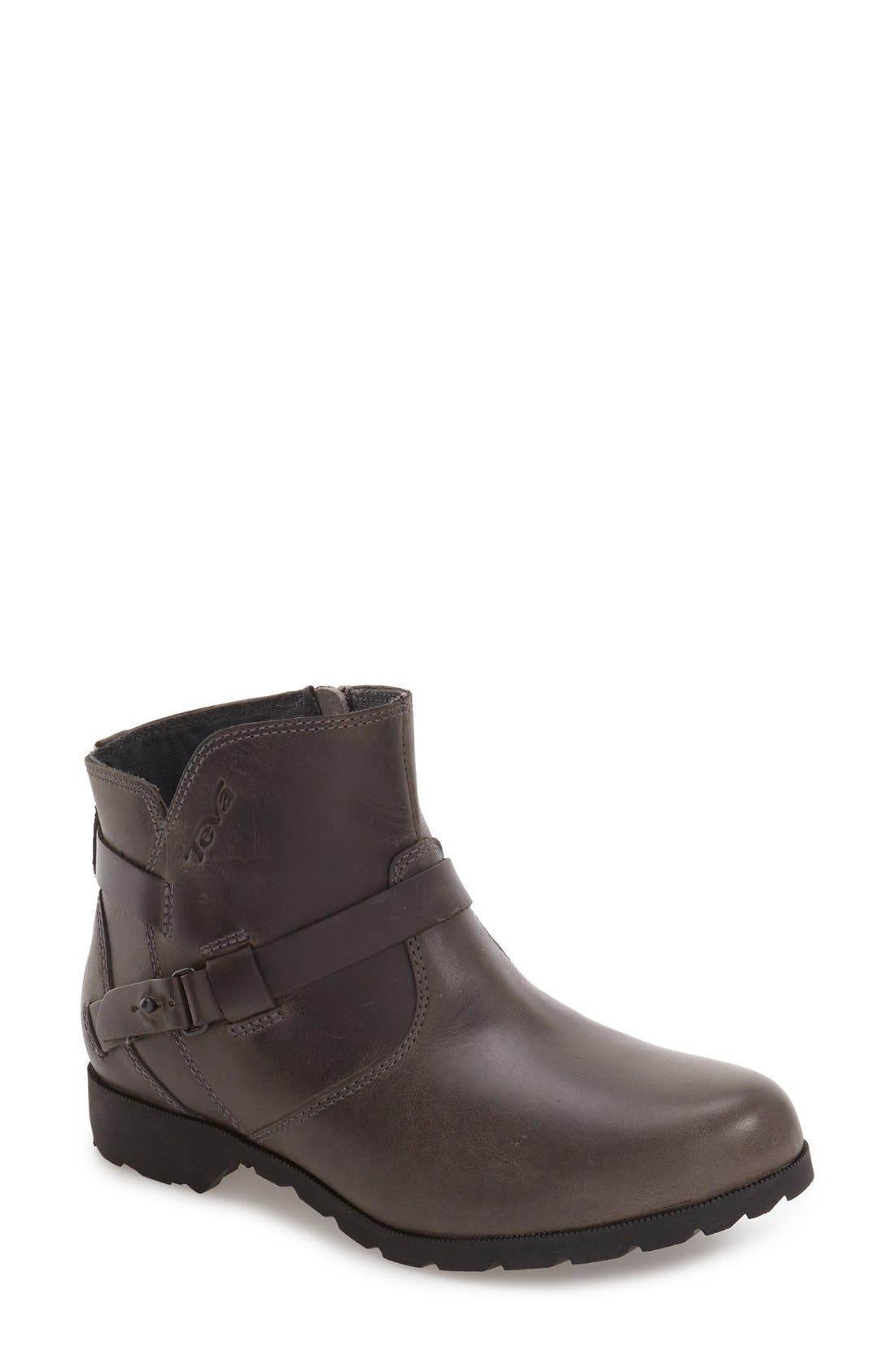 Teva 'Delavina' Waterproof Bootie (Women)