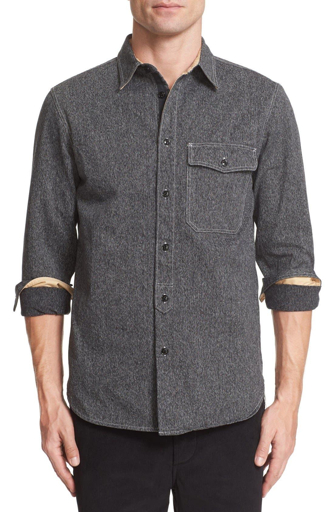 RAG & BONE CPO Woven Cotton Shirt