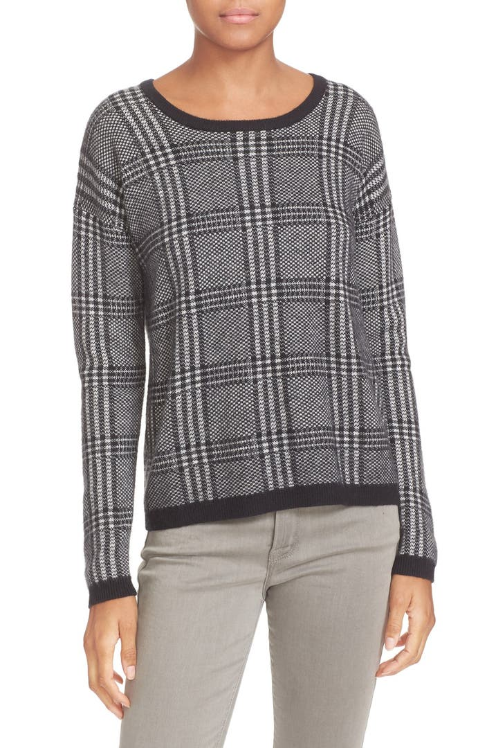 Soft joie 39 yandel 39 plaid sweater nordstrom for Soft joie plaid shirt