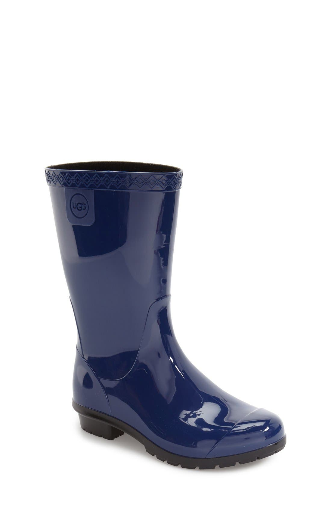 UGG® Raana Waterproof Rain Boot (Little Kid & Big Kid)