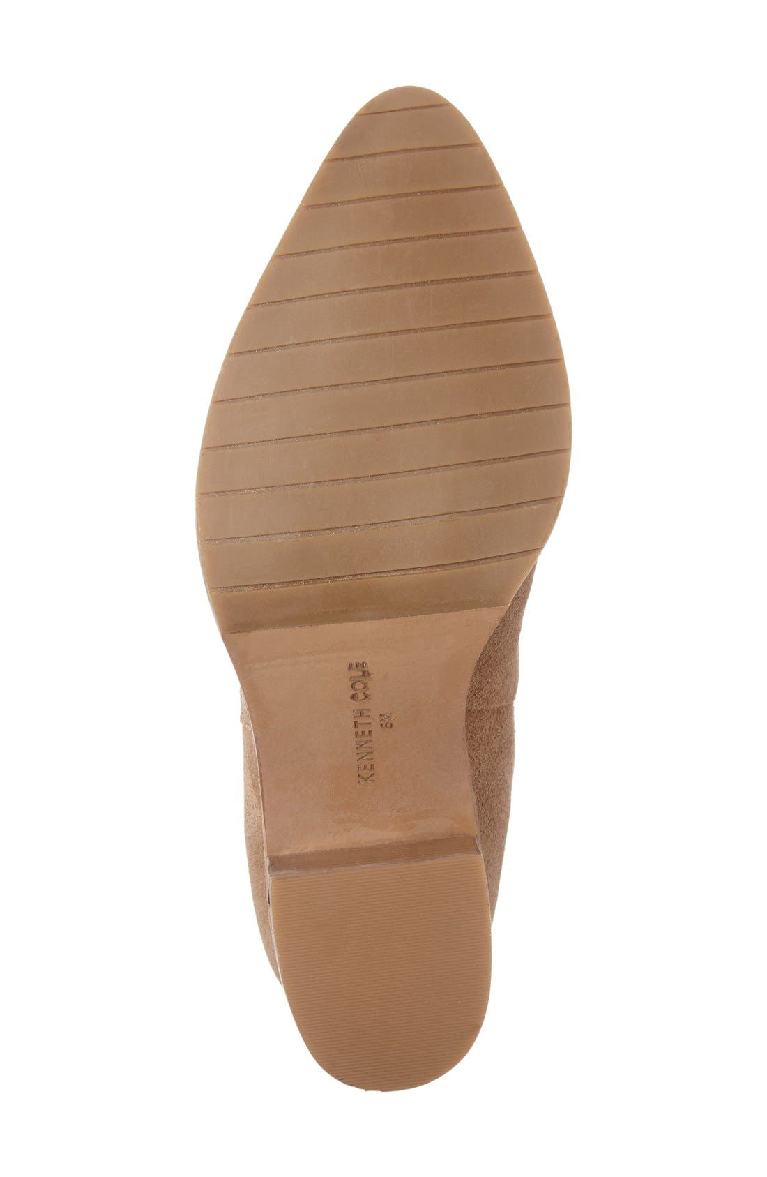 Alternate Image 4  - Kenneth Cole New York Quinley Water Resistant Chelsea Boot (Women)