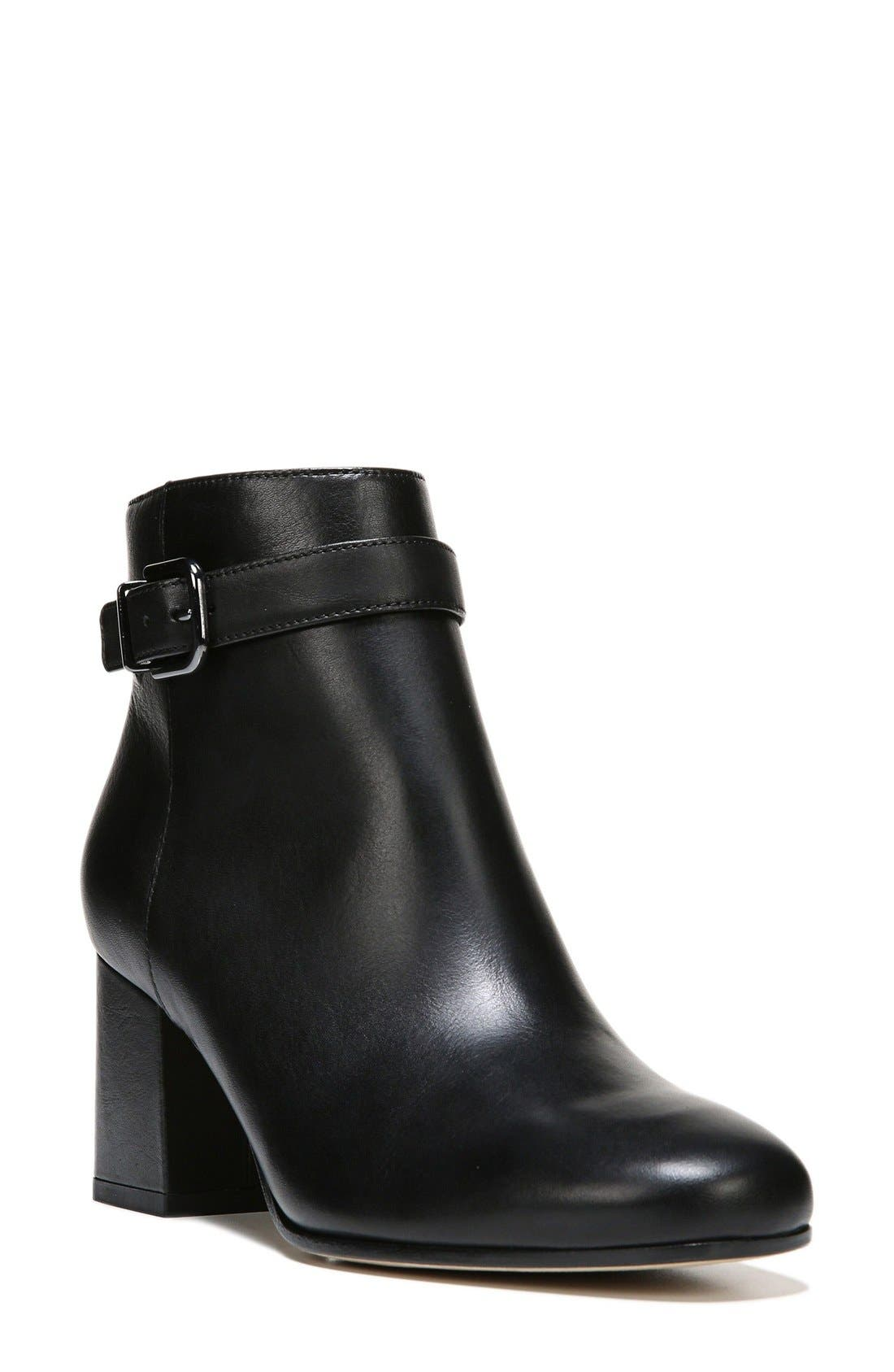 Alternate Image 1 Selected - Via Spiga Maxine Ankle Strap Bootie (Women)