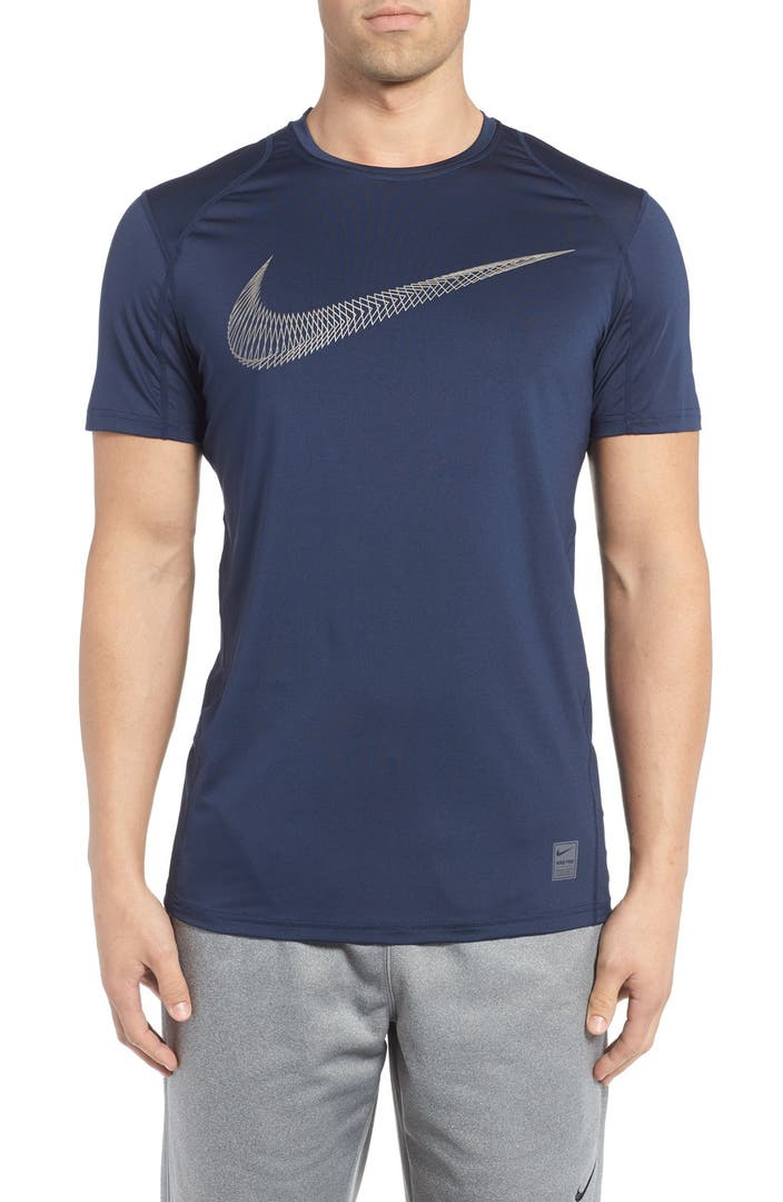 Nike Pro Cool Fitted Training T Shirt Nordstrom