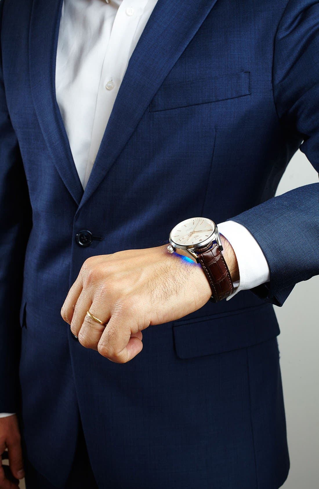 Alternate Image 14  - Chronos Watch 33mm Smart Disc