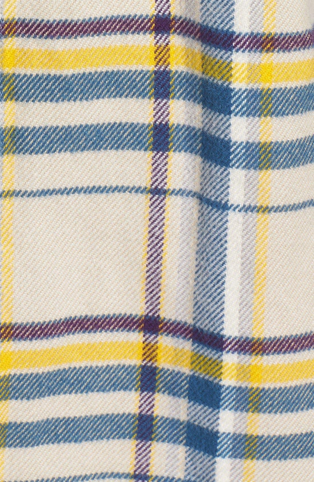 Alternate Image 5  - Patagonia 'Fjord' Regular Fit Organic Cotton Flannel Shirt