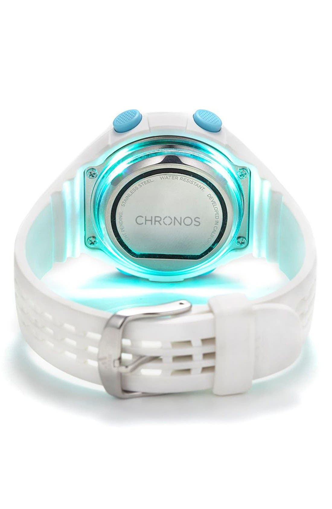 Alternate Image 12  - Chronos Watch 33mm Smart Disc