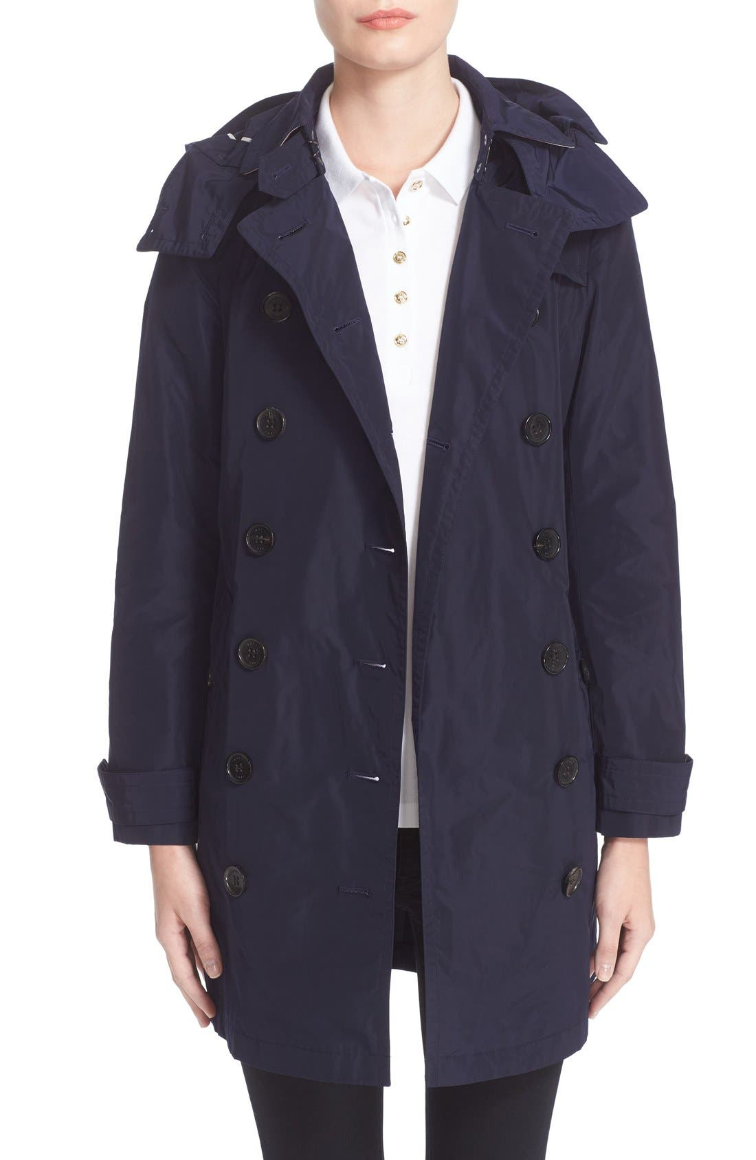 Alternate Image 1  - Burberry Balmoral Packable Trench