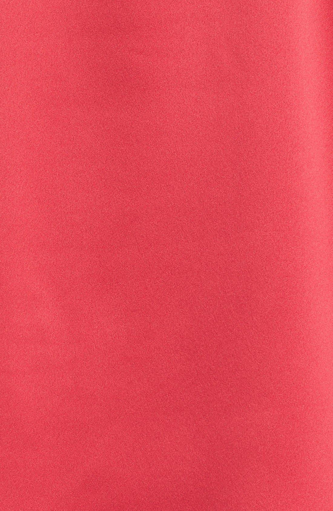 Alternate Image 5  - Flora Nikrooz Wisteria Satin Pajamas