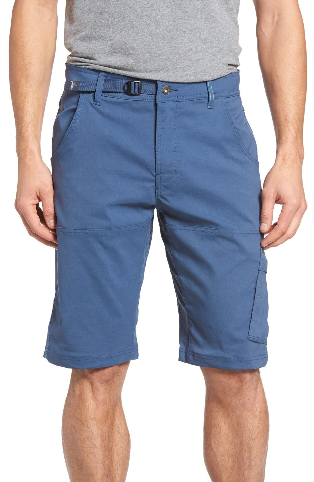 PRANA Zion Stretchy Hiking Shorts