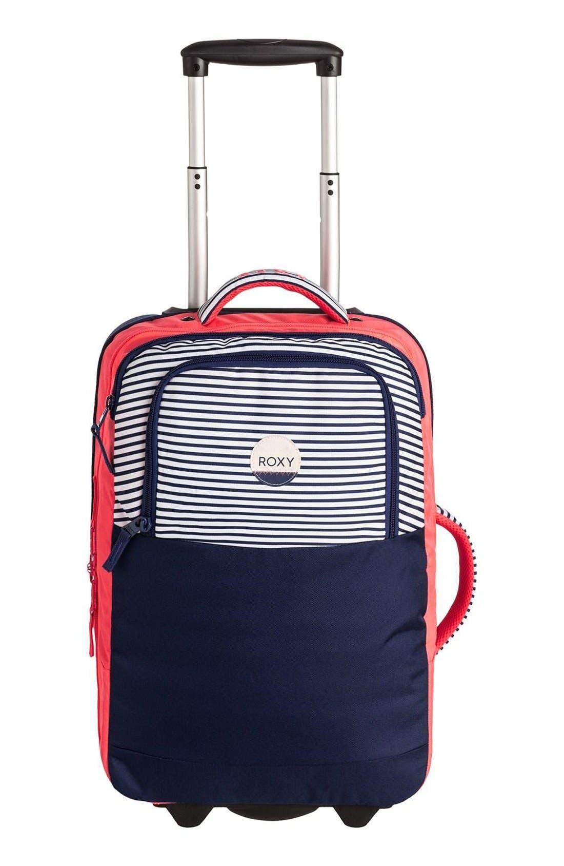 Alternate Image 2  - Roxy Flight Roller Suitcase