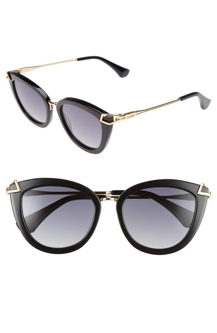 Melrose Cat Eye Sunglasses