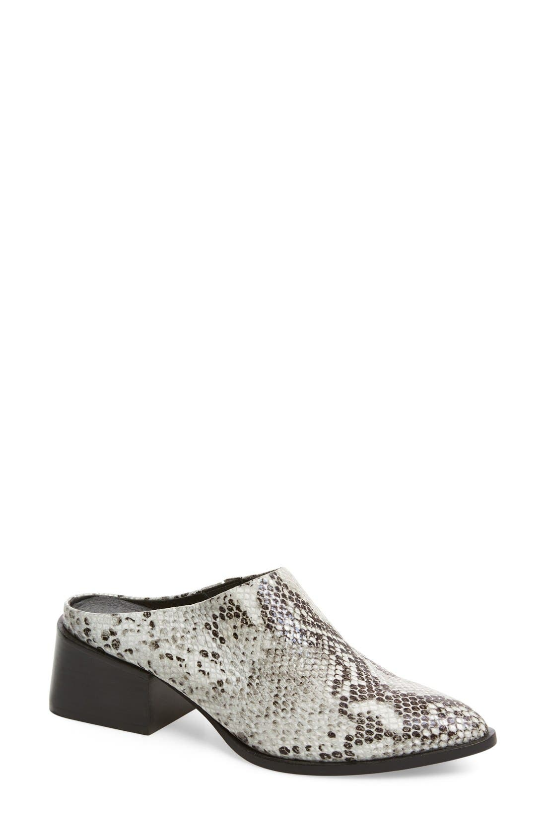 SOL SANA Camille Pointy Toe Mule