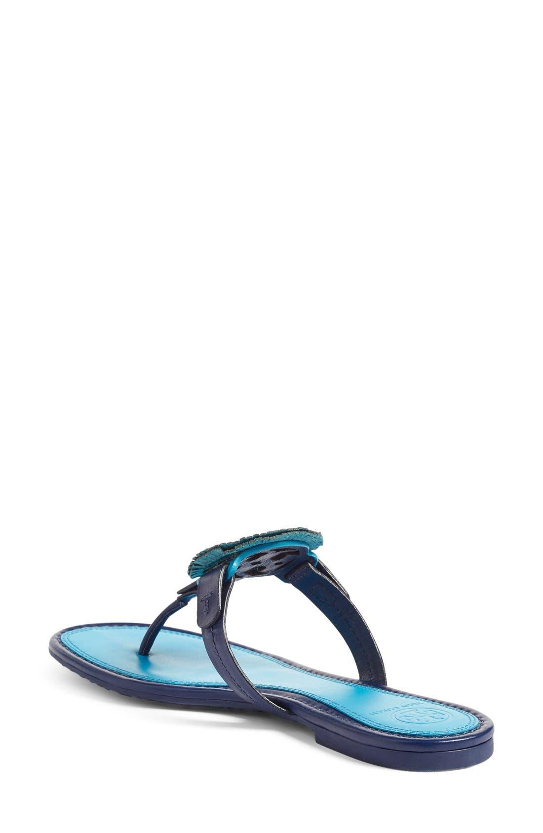 Alternate Image 2  - Tory Burch Miller Sandal (Women)