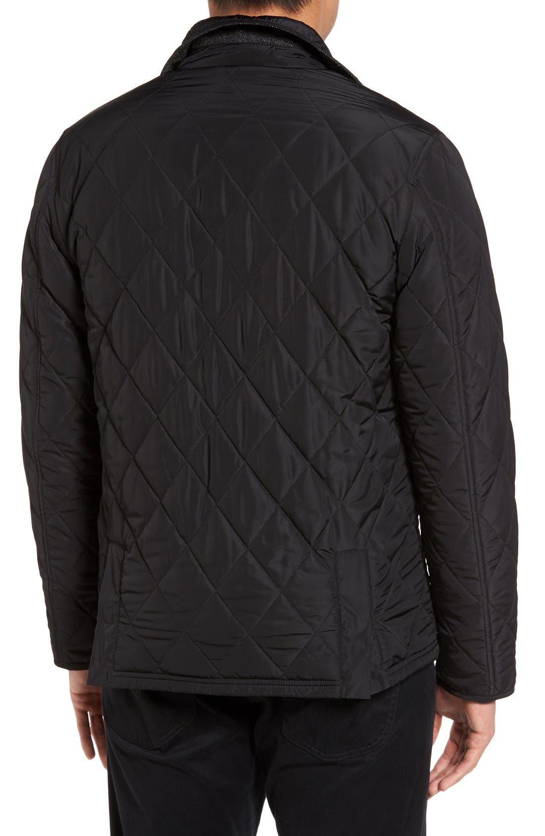 Alternate Image 2  - Ted Baker London Quilted Jacket