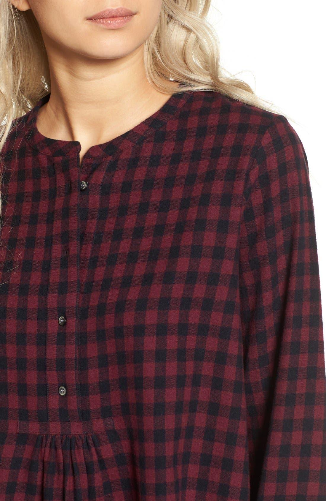 Alternate Image 4  - Madewell Popover Shirt