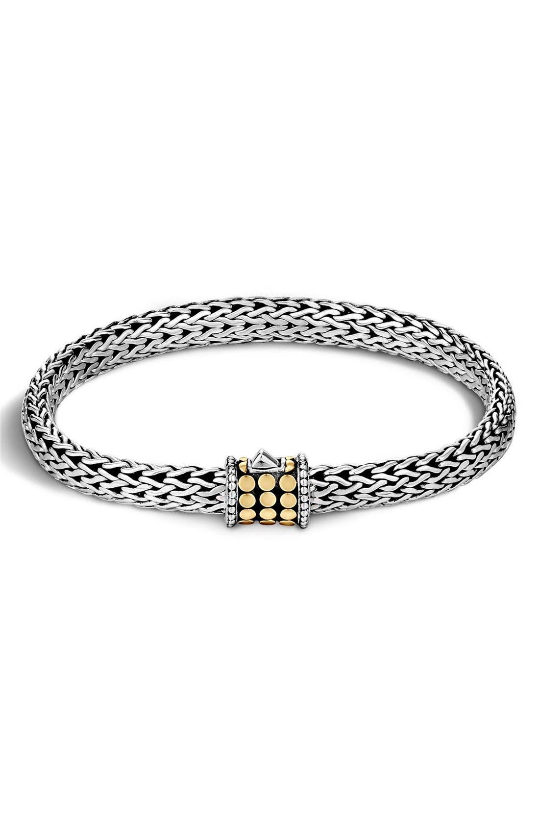 Main Image - John Hardy 'Dot' Small Bracelet