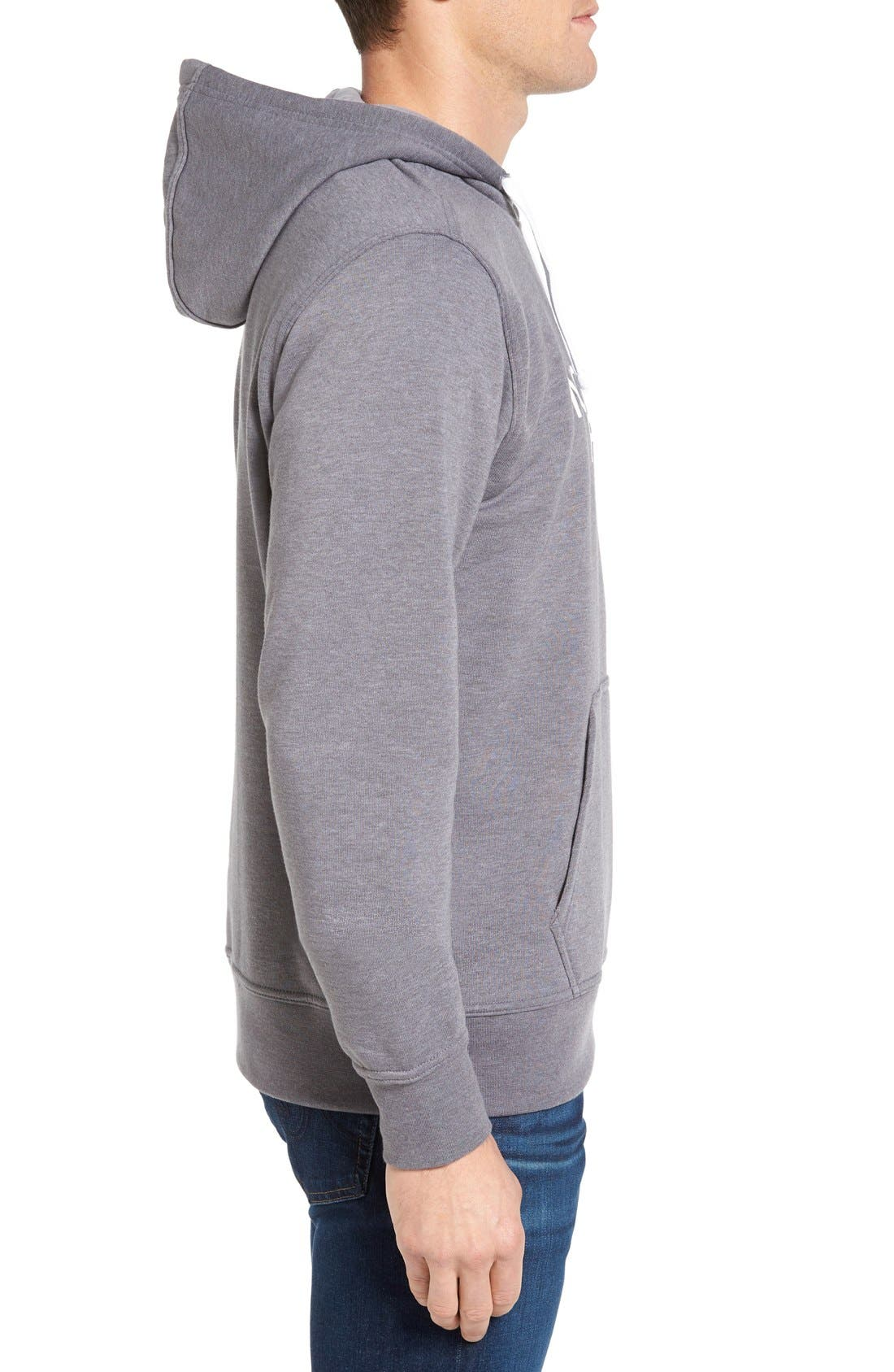 Alternate Image 3  - The North Face Drawstring Hoodie