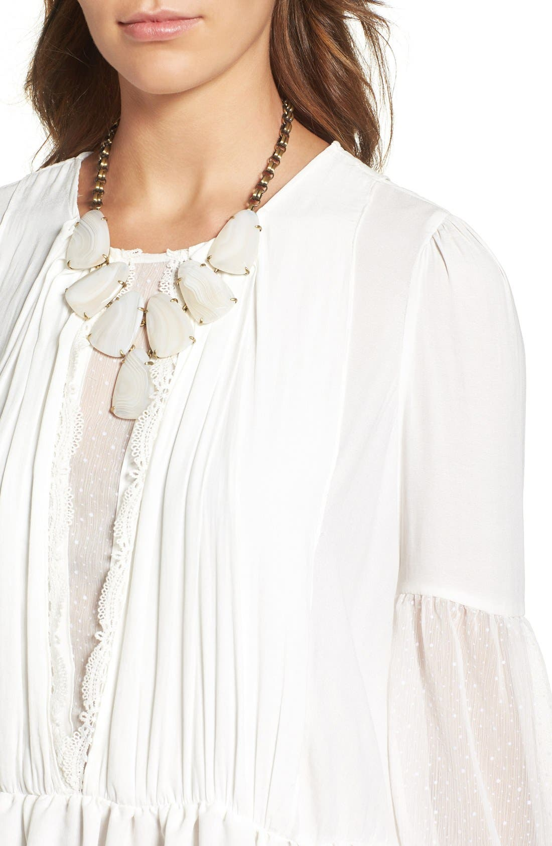 Alternate Image 4  - Free People The Soul Serene Top