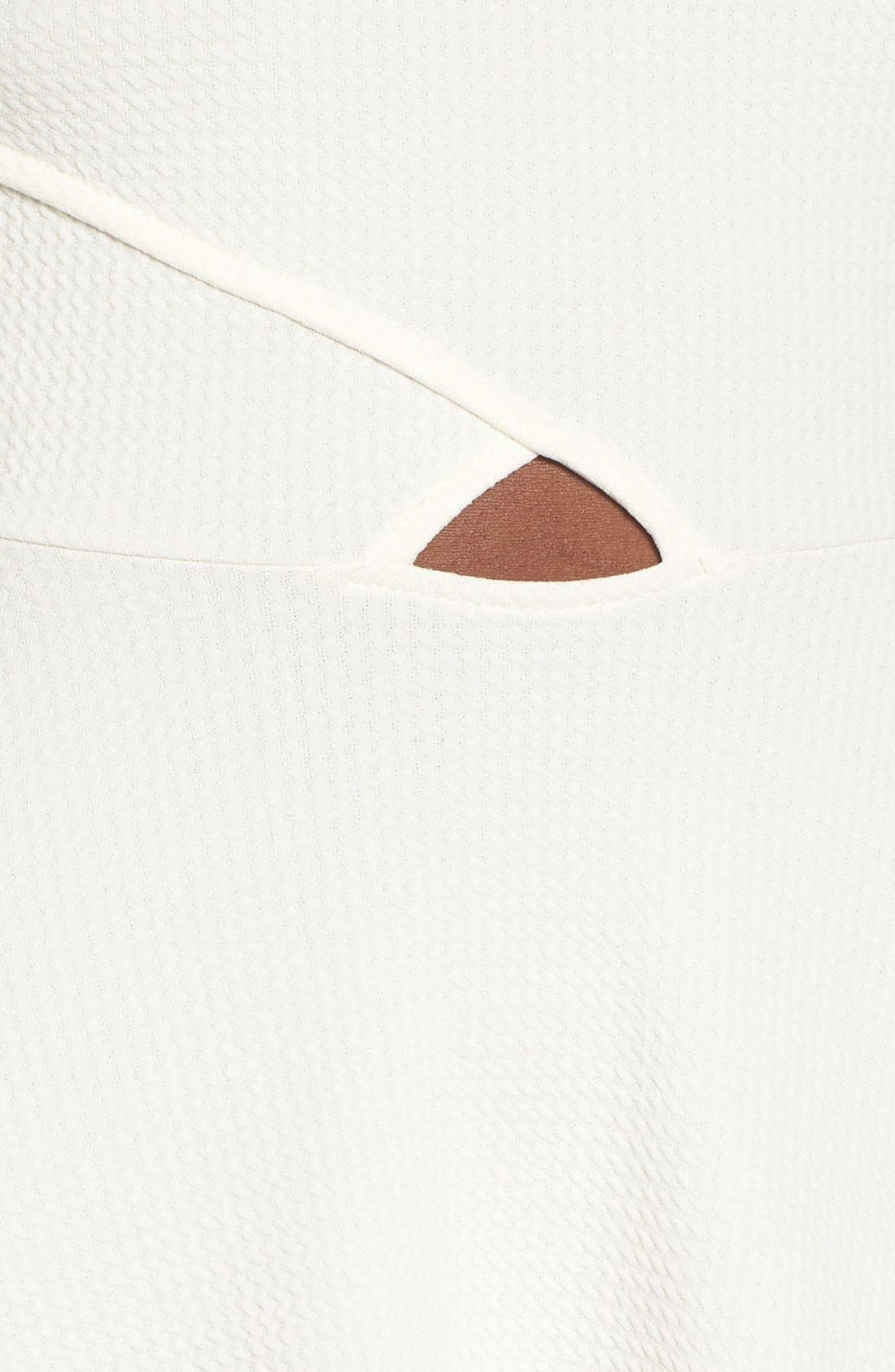 Alternate Image 5  - Soprano Cutout Midi Dress