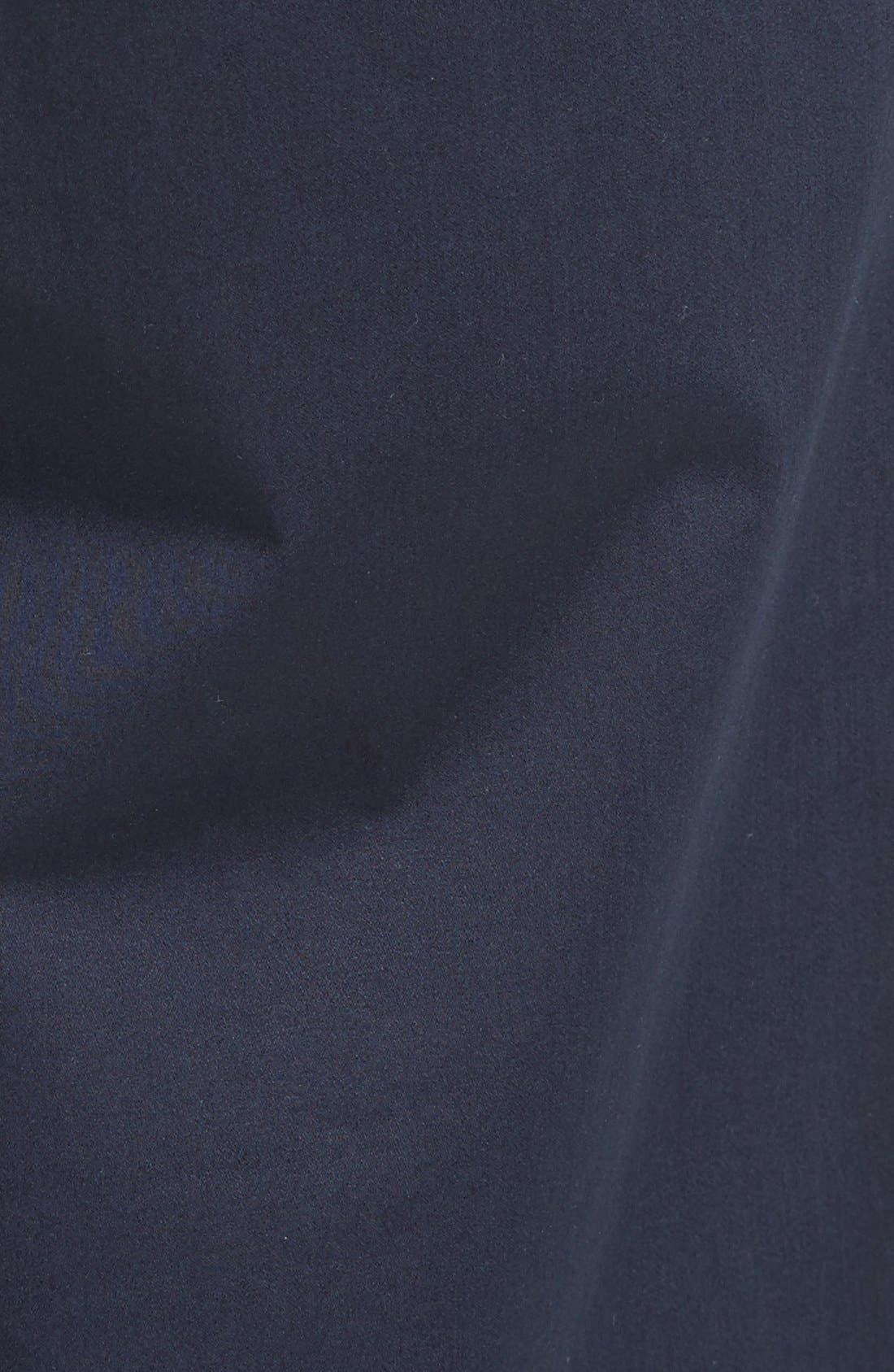 Alternate Image 6  - Tibi Mila Satin Double Waist Crop Pants