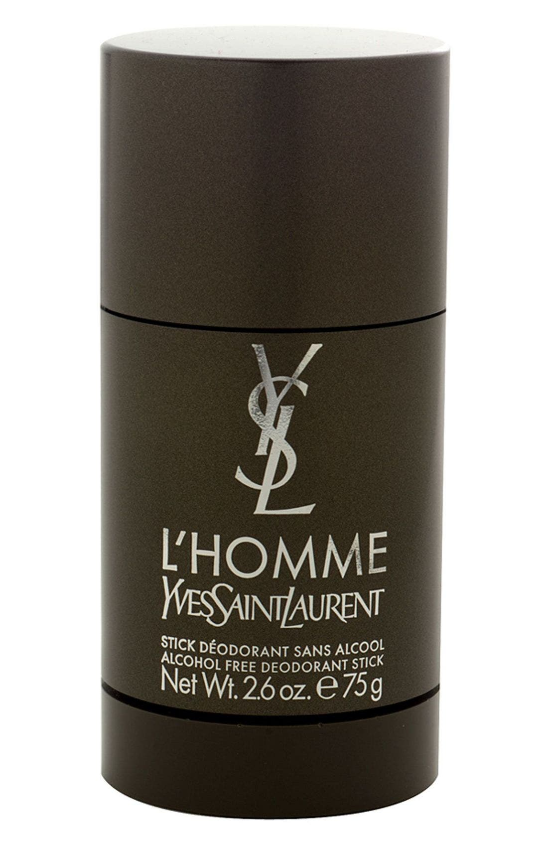 Yves Saint Laurent 'L'Homme' Alcohol Free Deodorant Stick