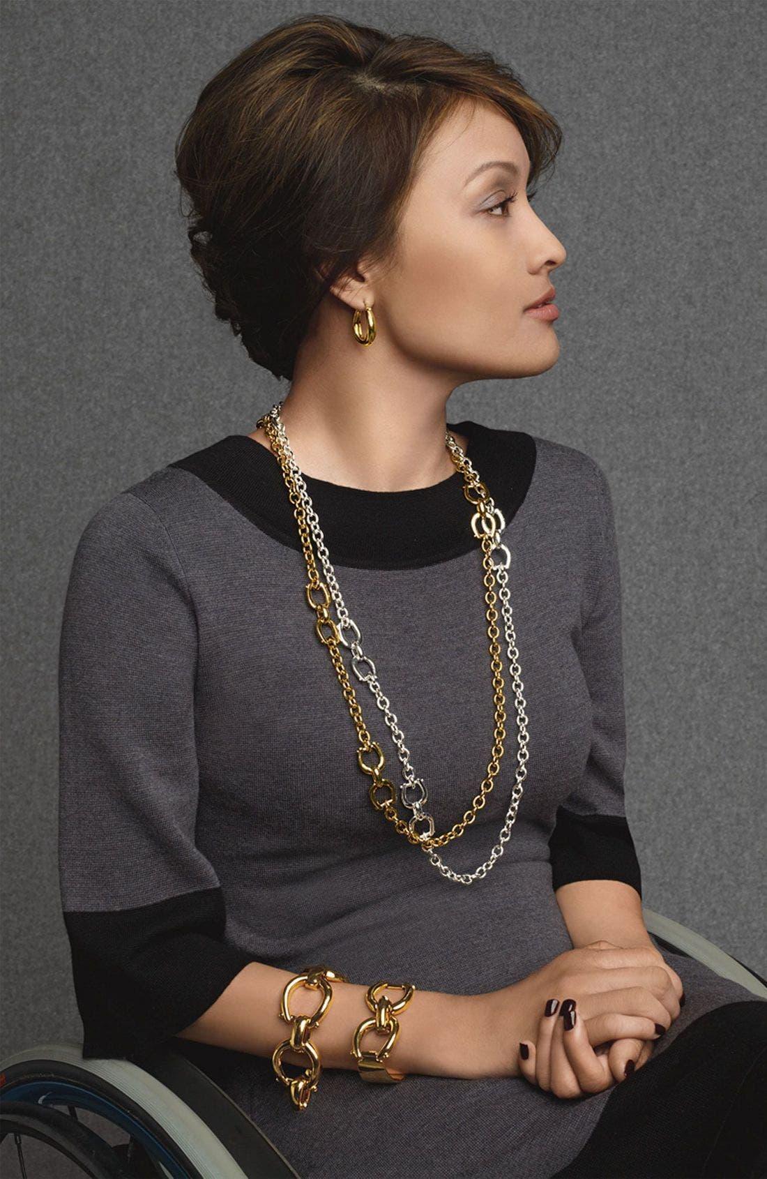Alternate Image 3  - Lauren by Ralph Lauren 'Equestrian' Long Necklace