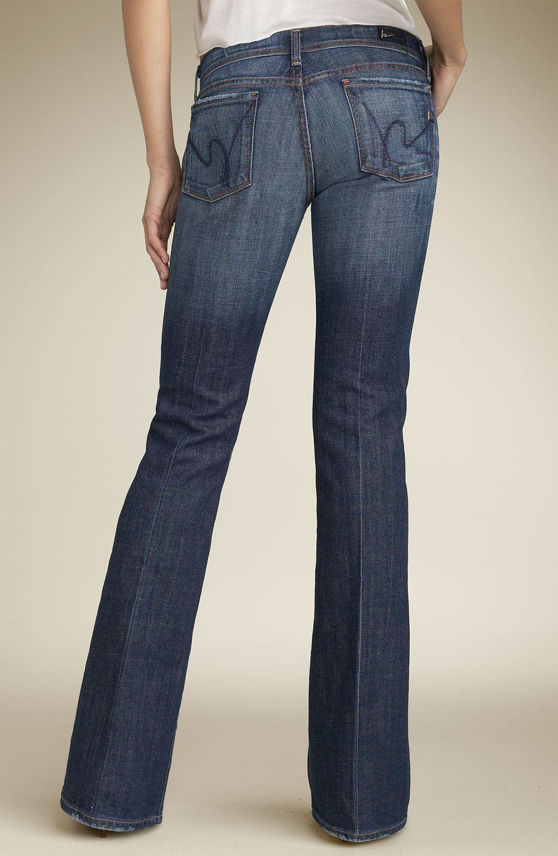 Main Image - Citizens of Humanity 'Ingrid' Stretch Jeans (Pacific Wash)