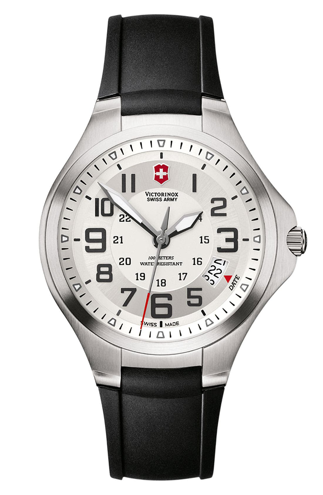 Alternate Image 1 Selected - Victorinox Swiss Army® 'Base Camp' Watch