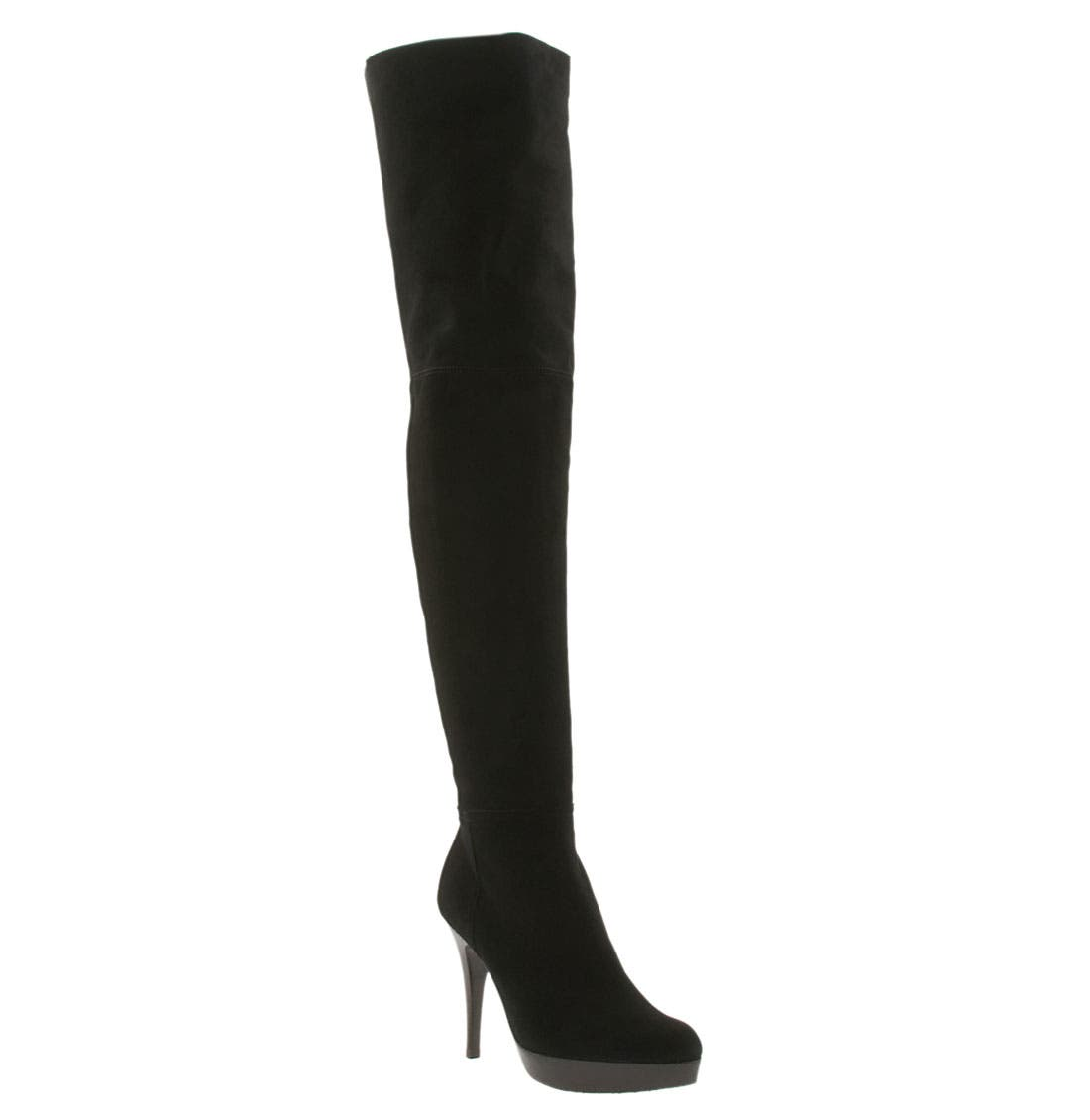 Alternate Image 1 Selected - Stuart Weitzman 'Hiho' Thigh High Boot