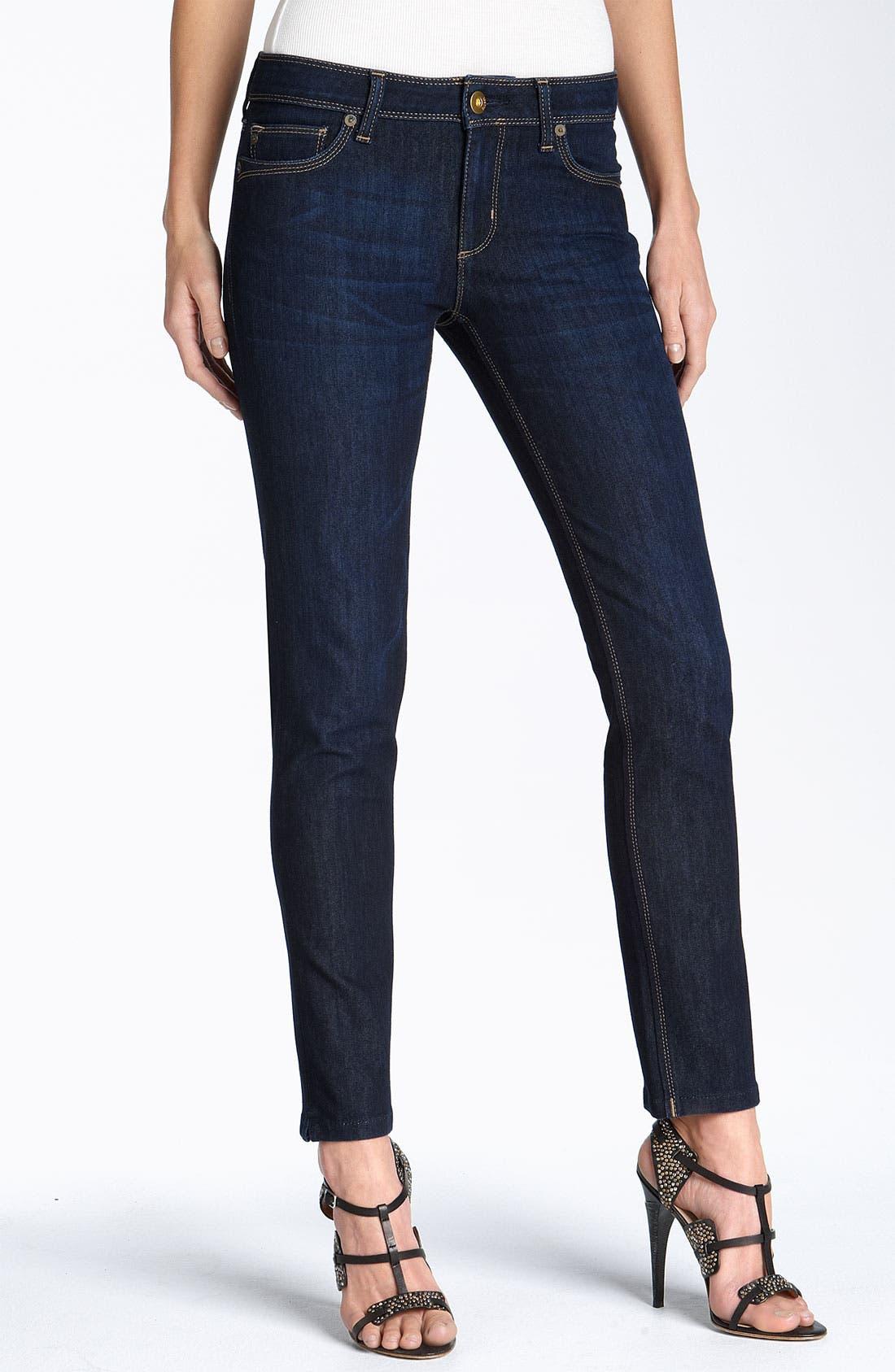 DL1961 'Angel' Ankle Cigarette Jeans