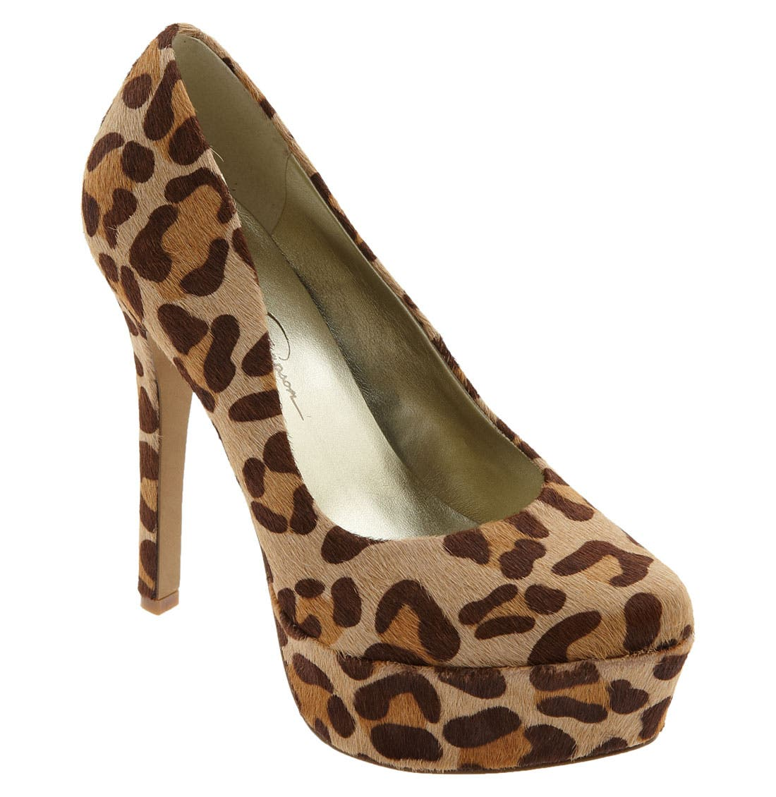 Alternate Image 1 Selected - Jessica Simpson 'Waleo' Pump