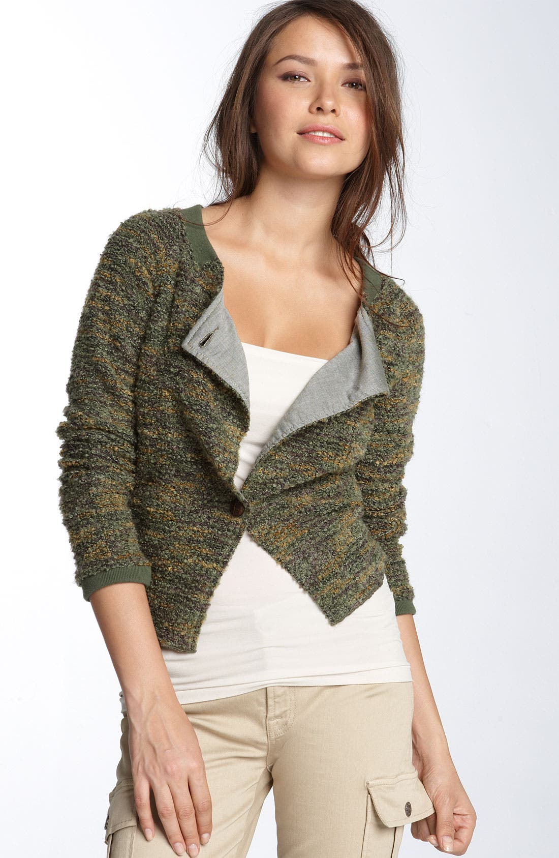 Alternate Image 1 Selected - Free People 'Cozy Cuddly Bear' Jacket