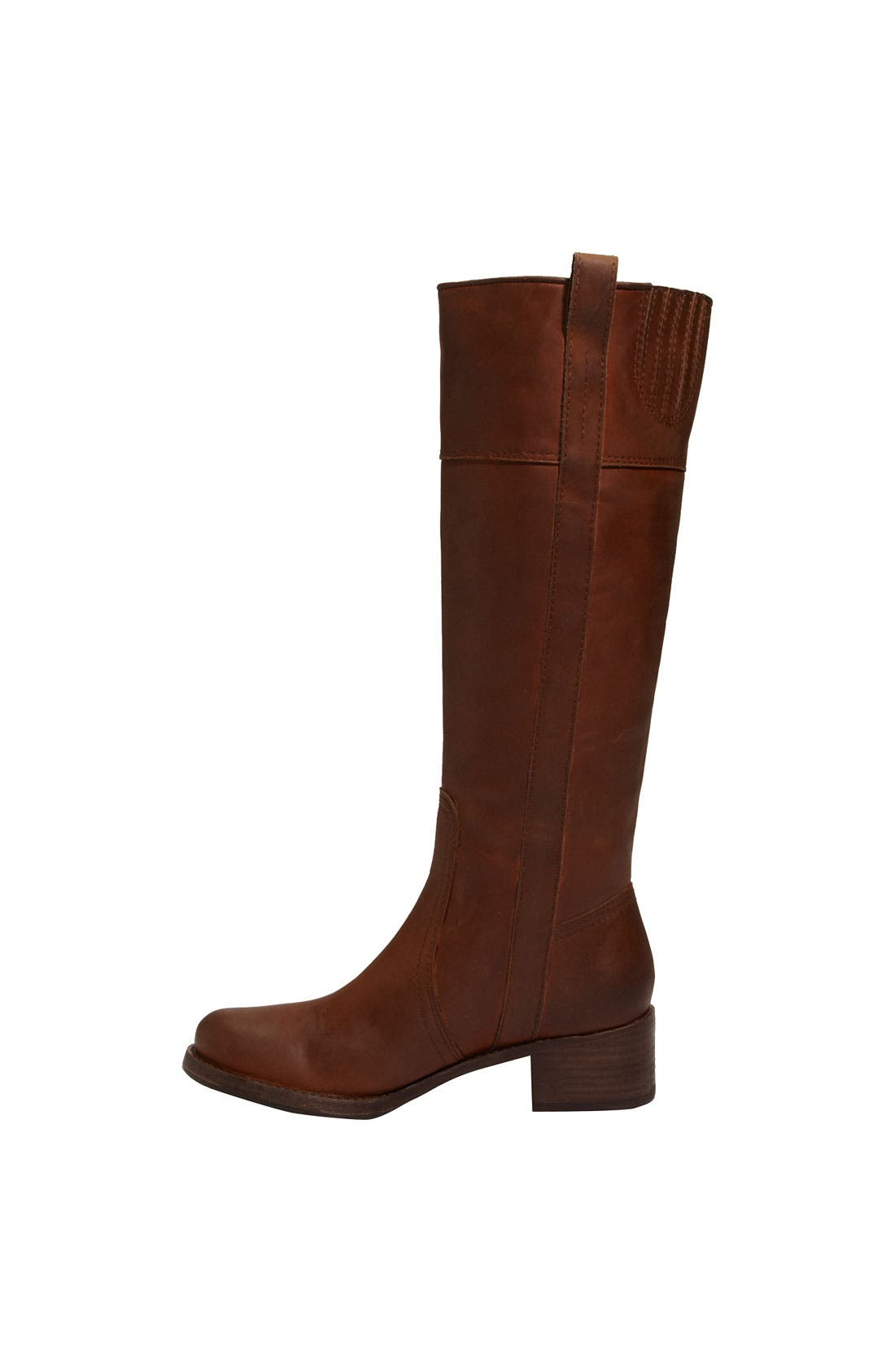 Alternate Image 2  - Halogen® 'Saffron' Tall Riding Boot