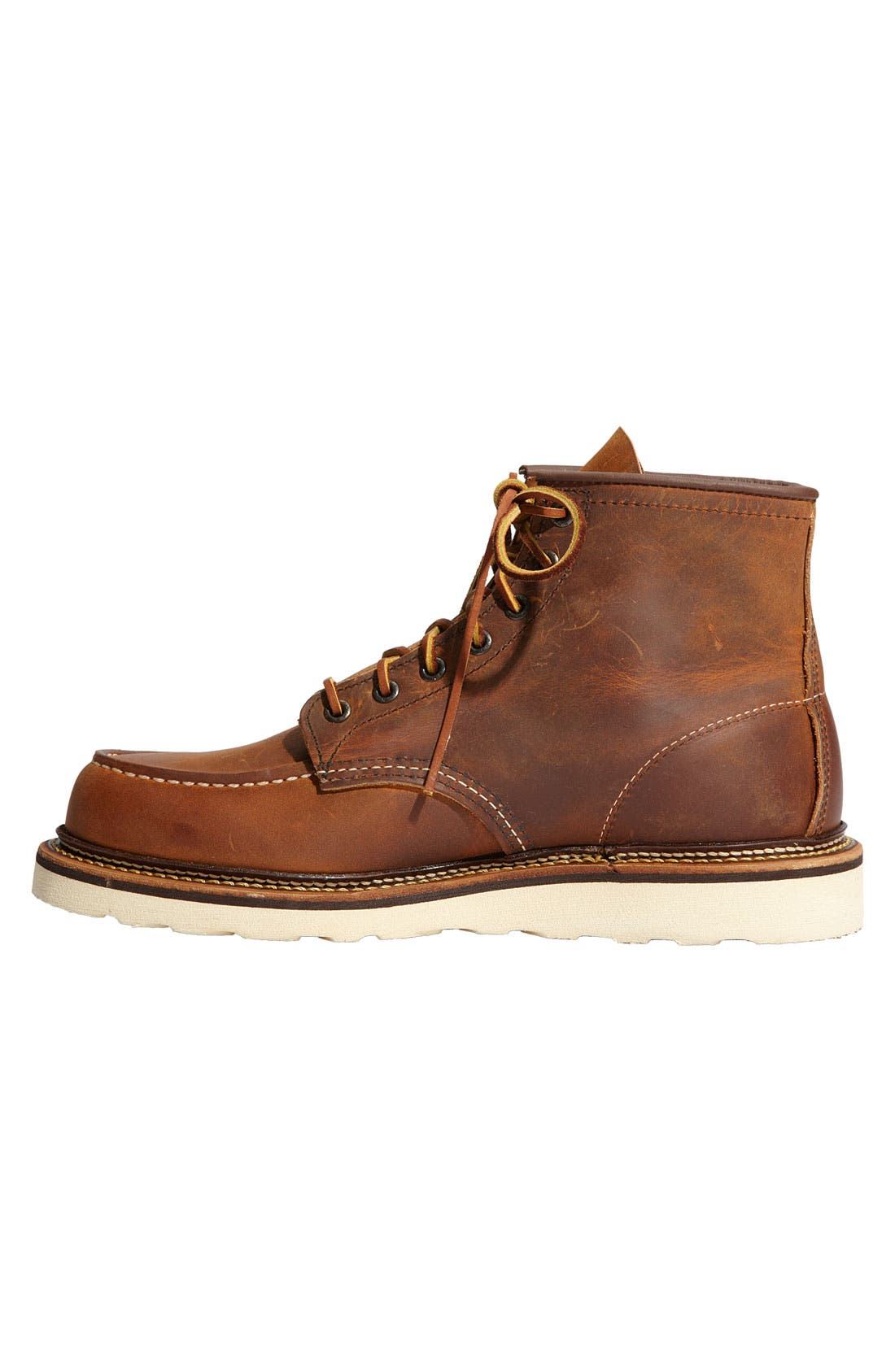 Alternate Image 2  - Red Wing 1907 Classic Moc Boot (Men)