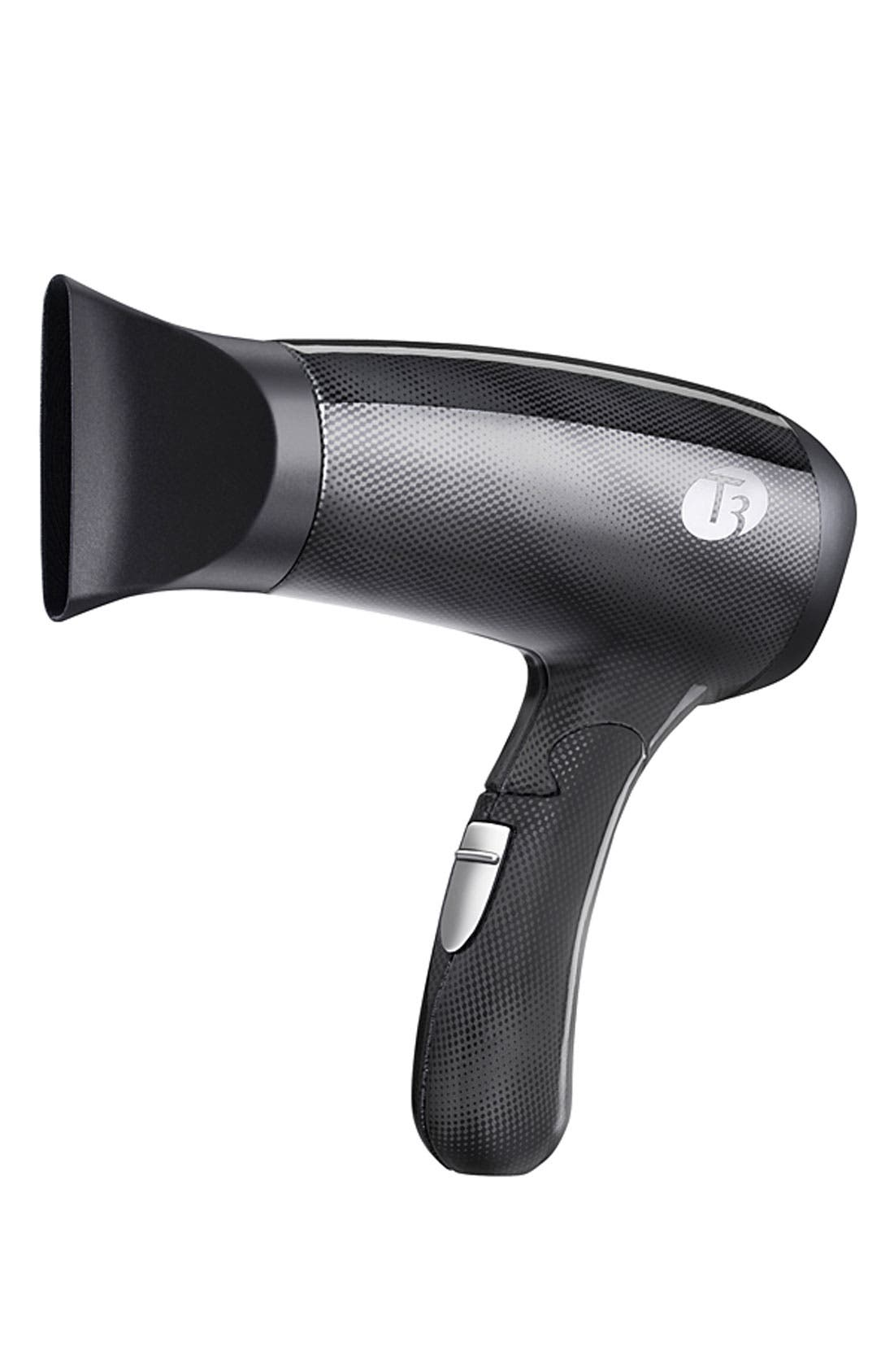 Alternate Image 1 Selected - T3 'Featherweight Journey' Travel Hair Dryer
