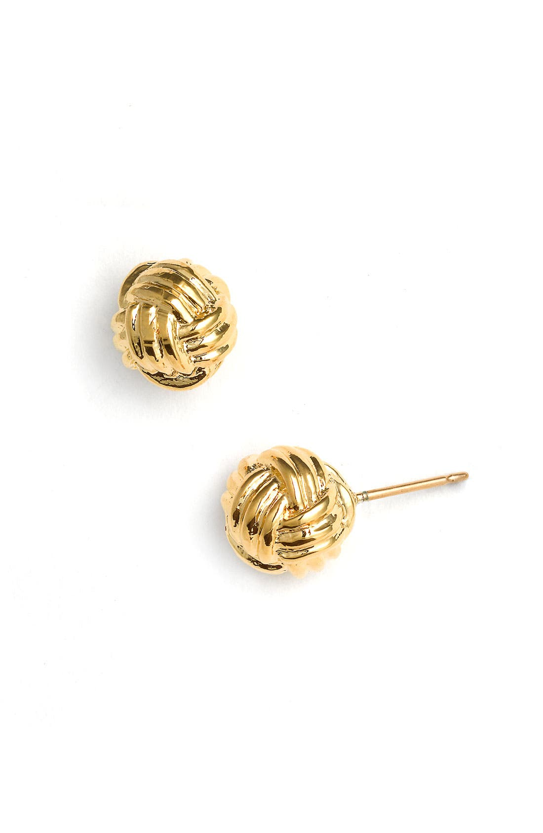 Alternate Image 1 Selected - kate spade new york 'know the ropes' stud earrings