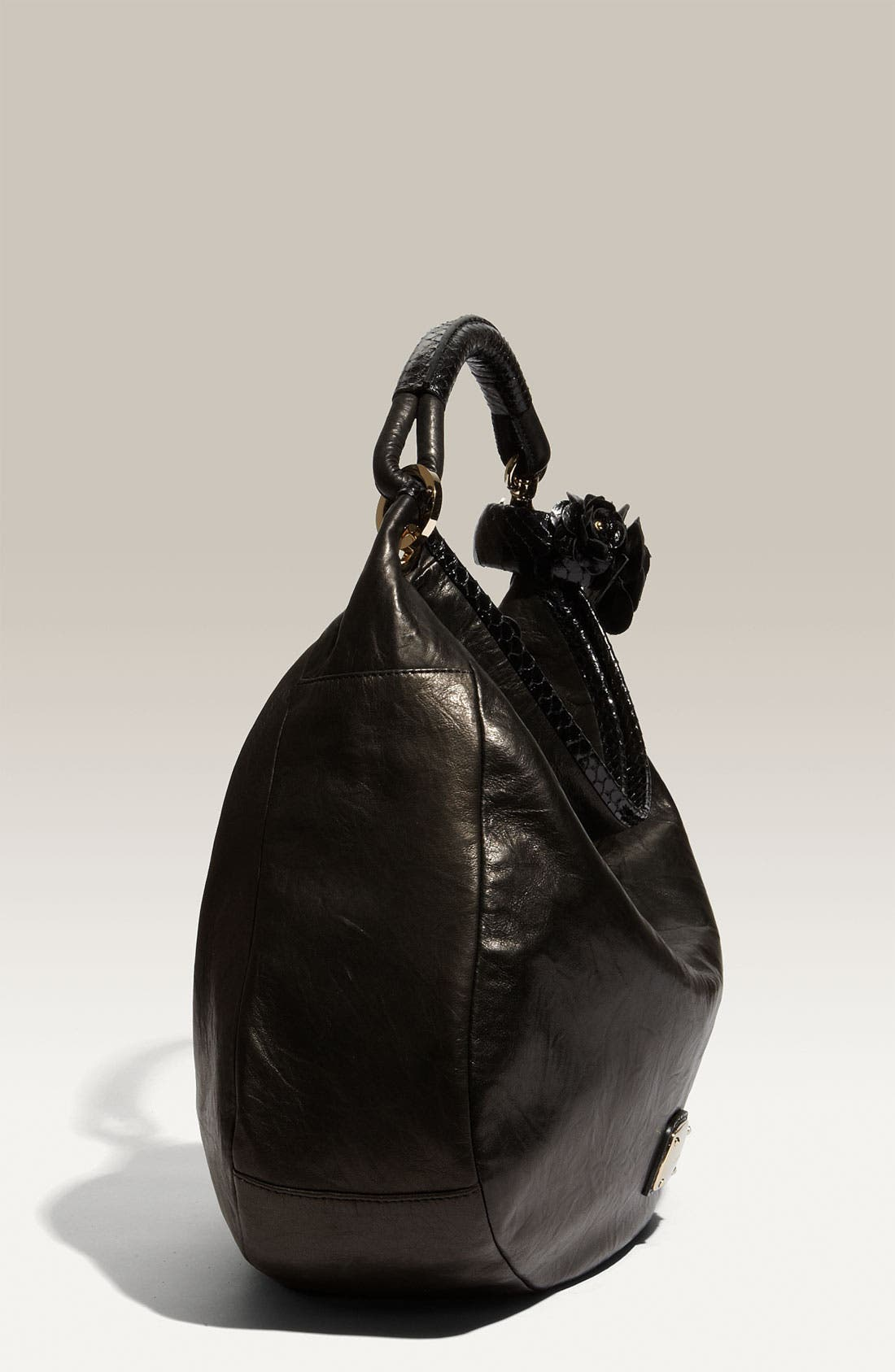 Alternate Image 2  - Jimmy Choo 'Sky' Leather Hobo
