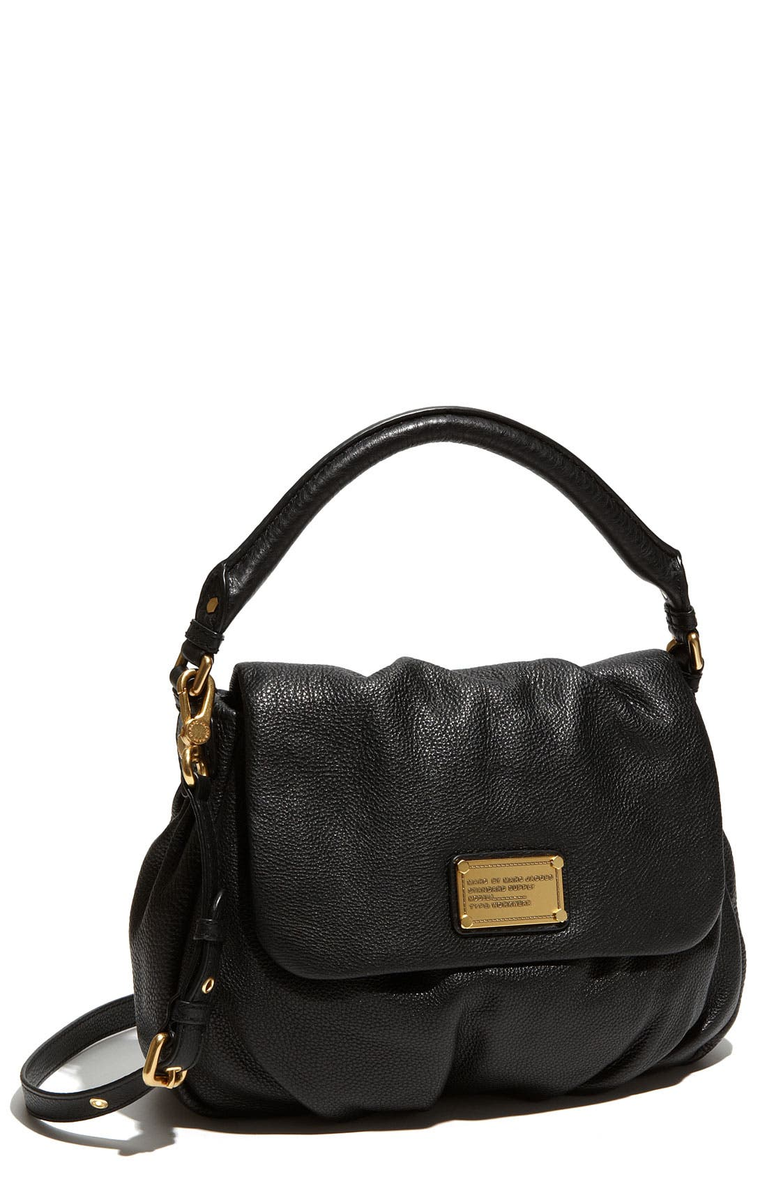 Main Image - MARC BY MARC JACOBS 'Classic Q - Little Ukita' Shoulder Bag