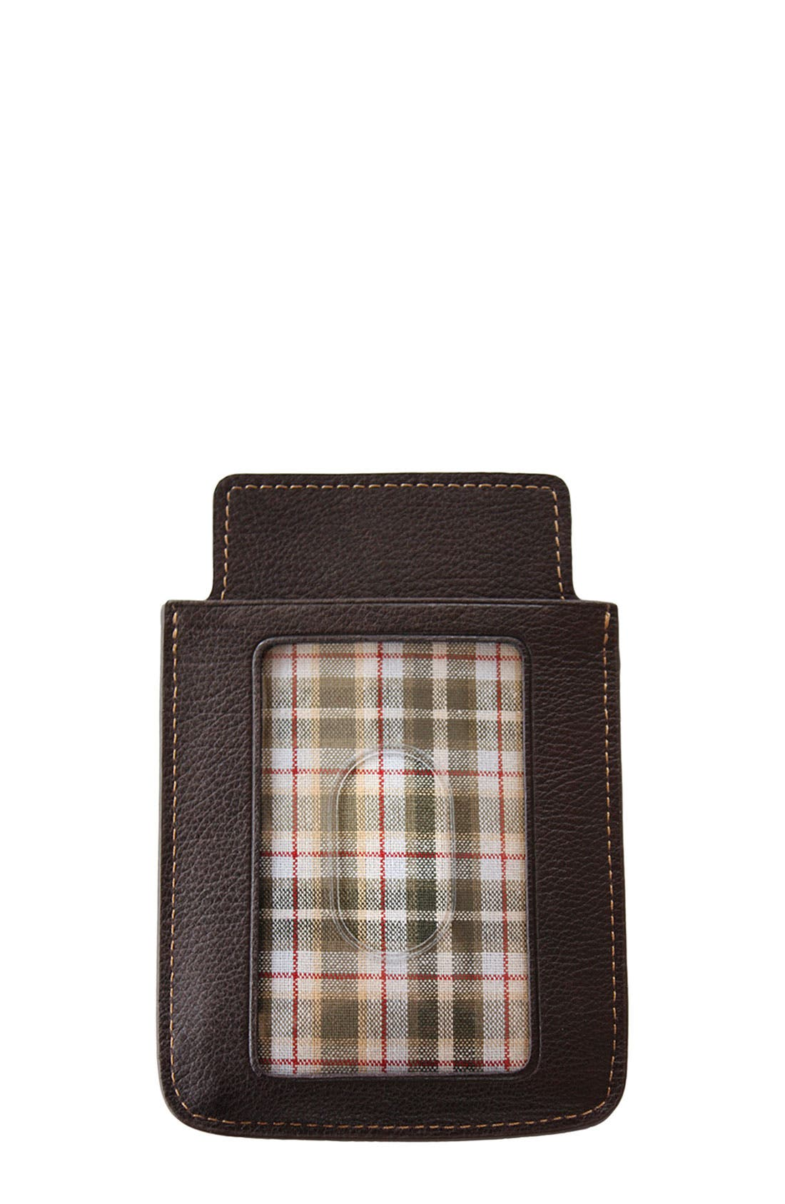 Alternate Image 1 Selected - Boconi 'iSheath' Smartphone Case