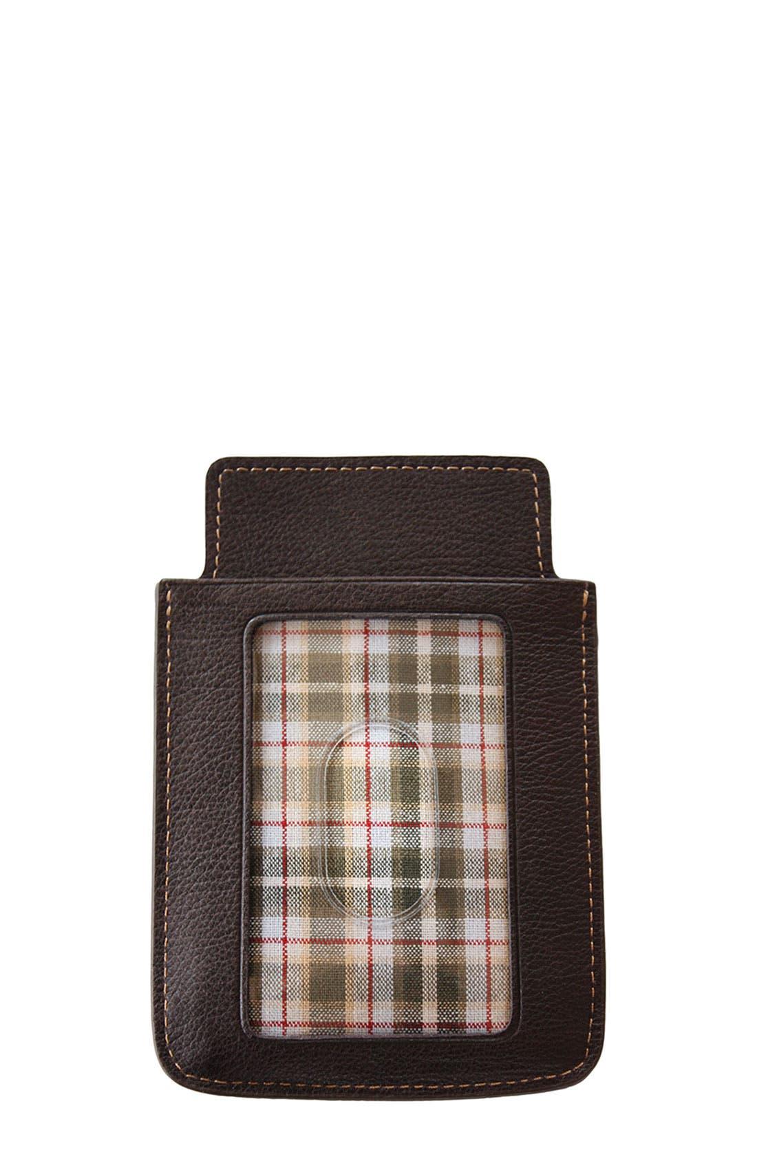 Main Image - Boconi 'iSheath' Smartphone Case