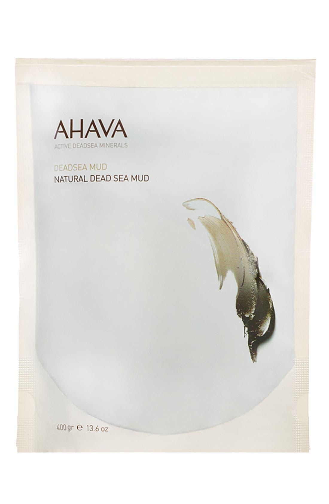 AHAVA Natural Dead Sea Mud