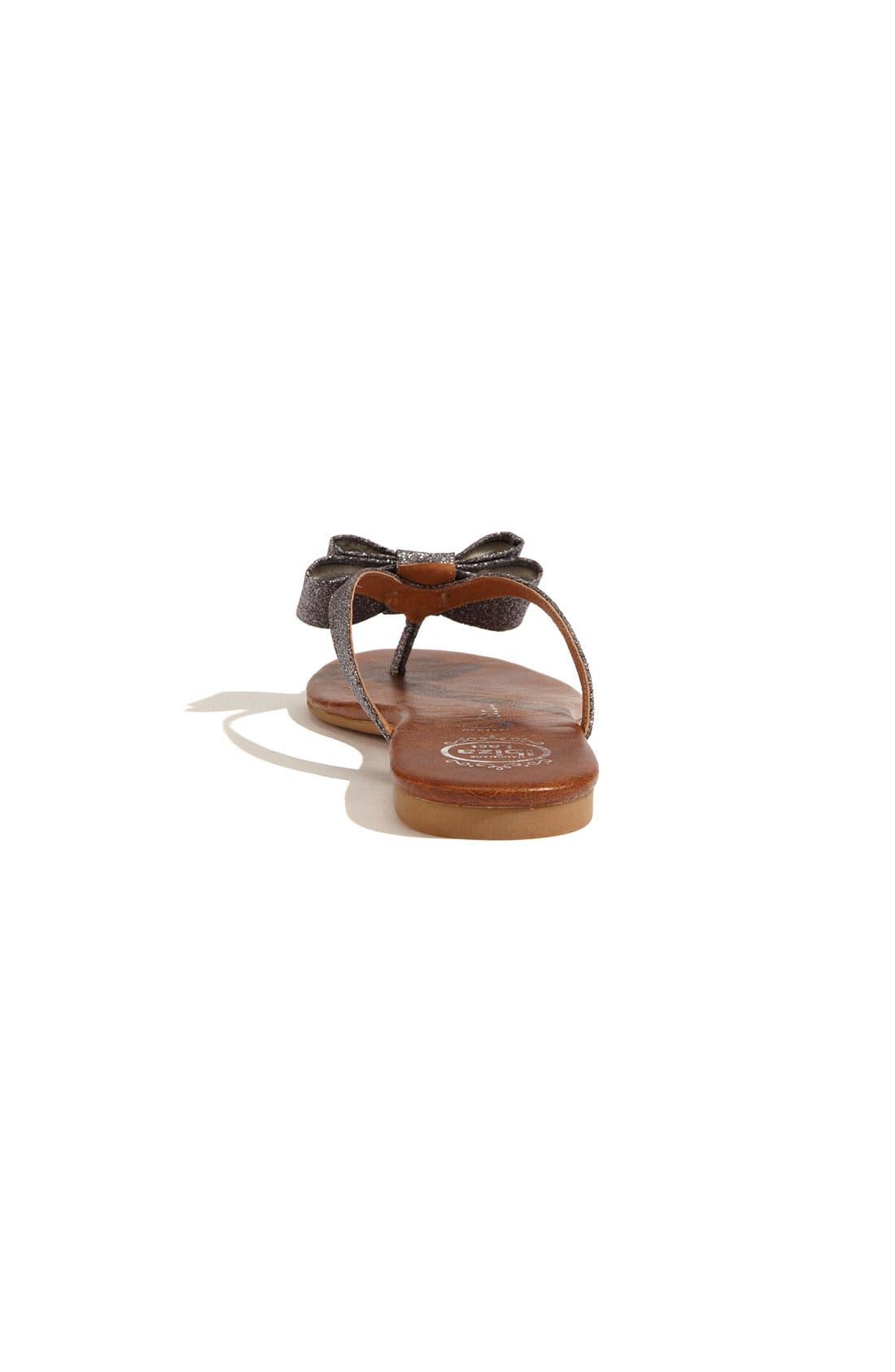 Alternate Image 4  - Jeffrey Campbell 'Esmerald' Glitter Sandal