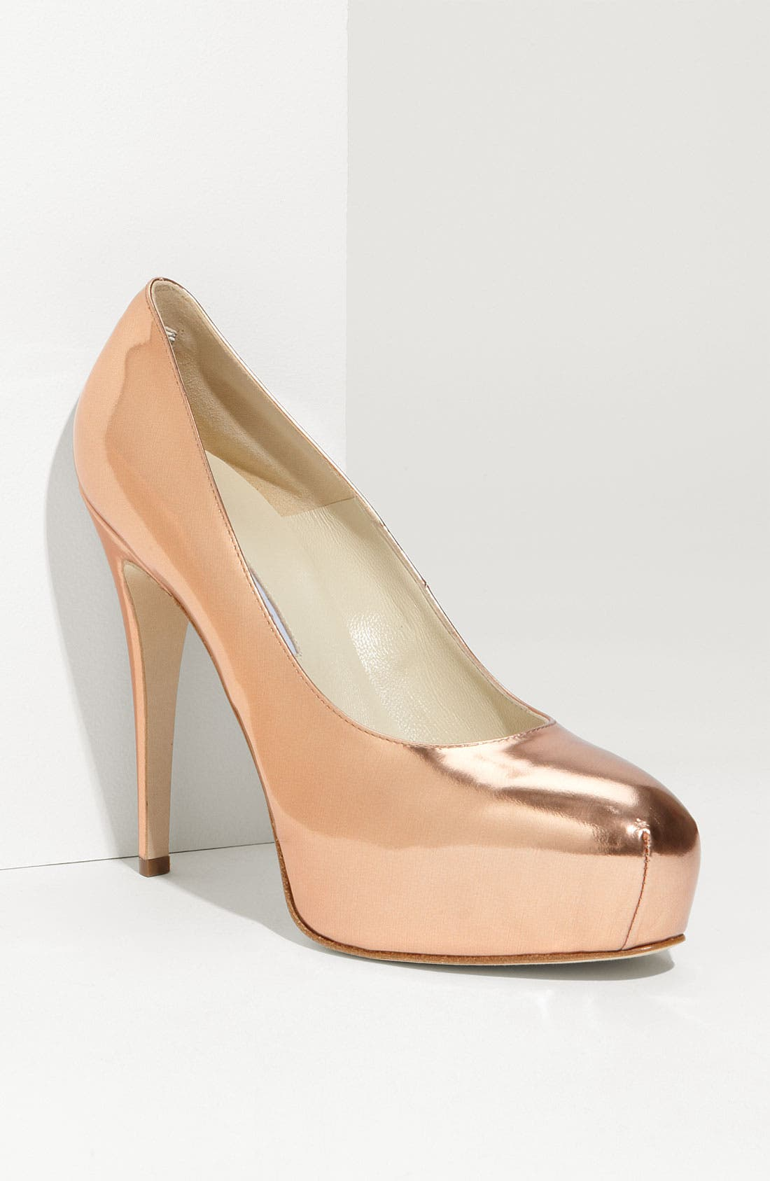Alternate Image 1 Selected - Brian Atwood 'Maniac' Covered Platform Pump
