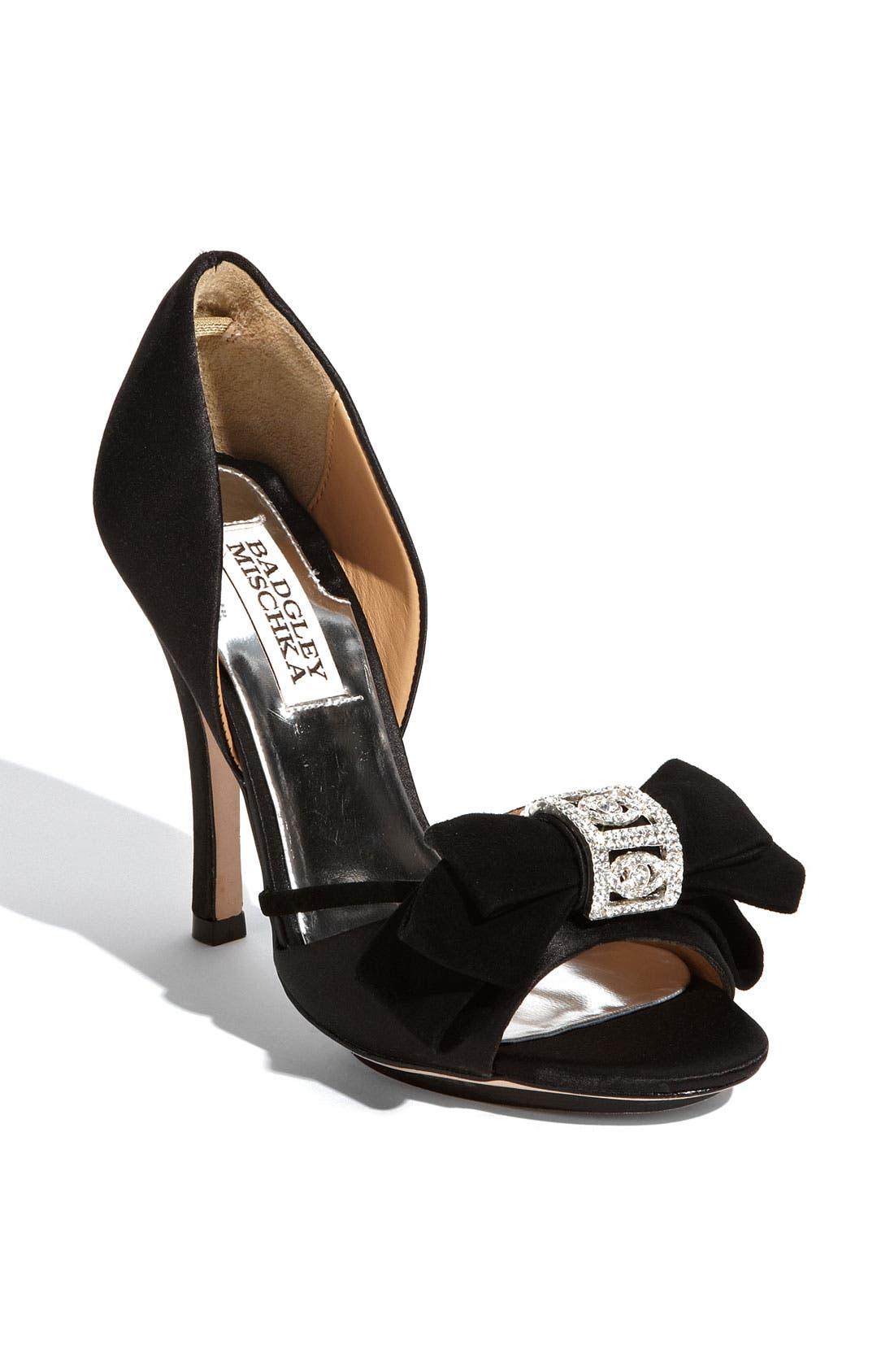 Main Image - Badgley Mischka 'Babette' Sandal