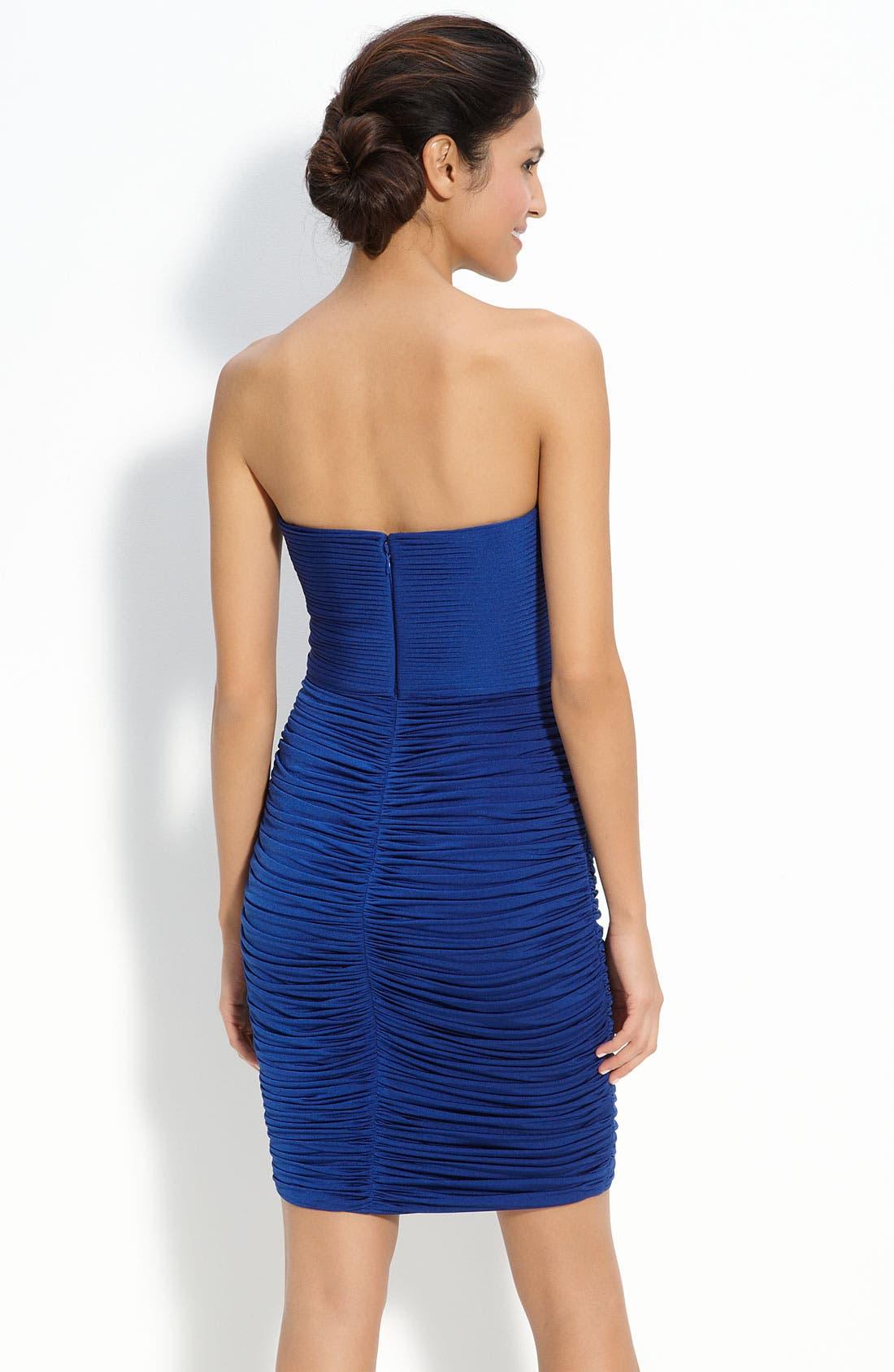 Alternate Image 2  - JS Boutique Embellished Jersey Dress