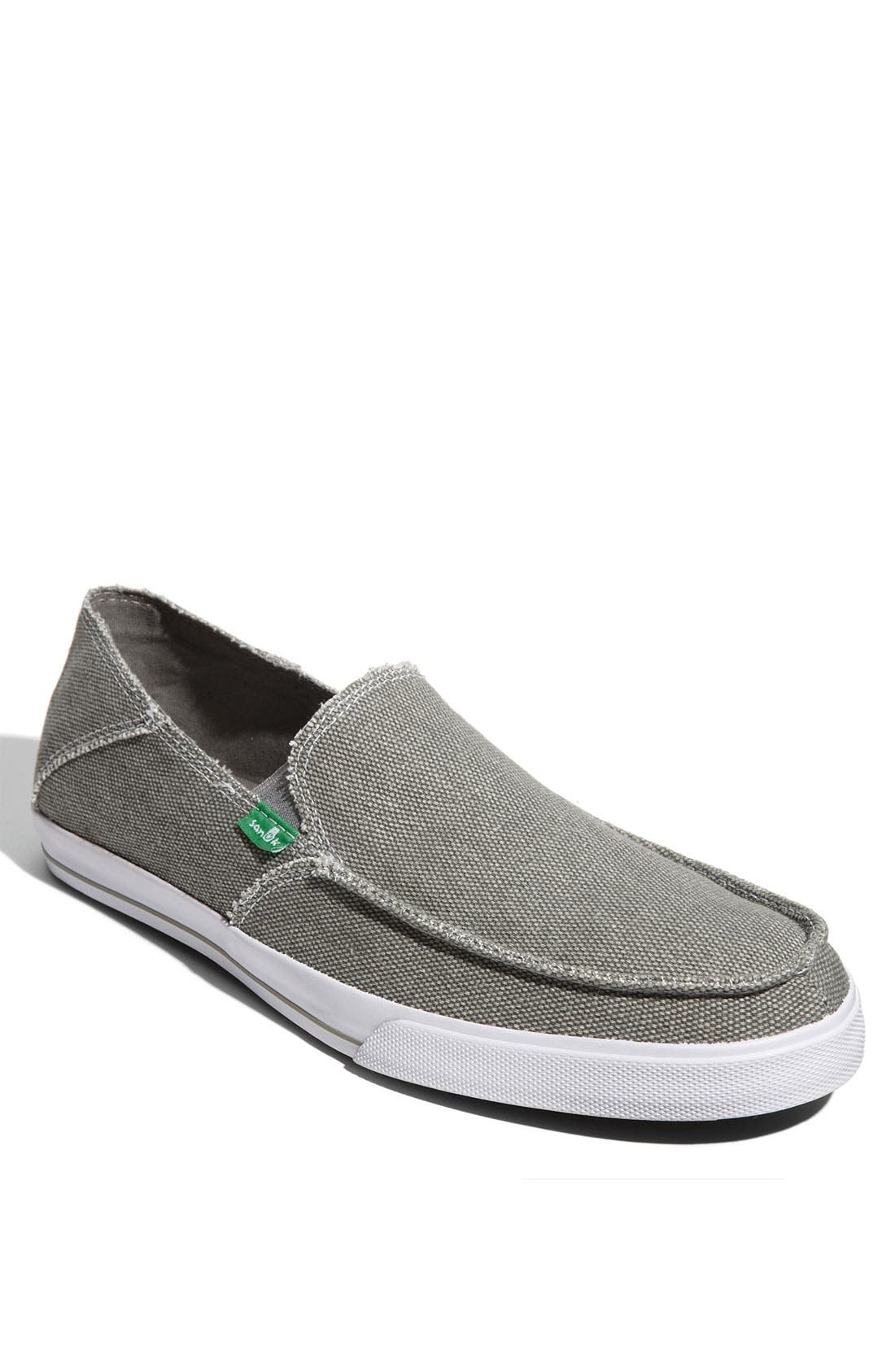Alternate Image 1 Selected - Sanuk 'Standard' Slip-On